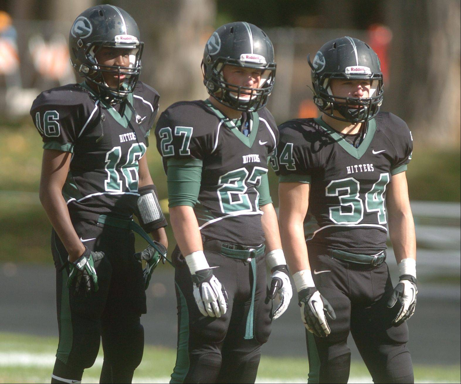 Photos from the Downers Grove North at Glenbard West football game, Saturday, October 20 in Glen Ellyn.