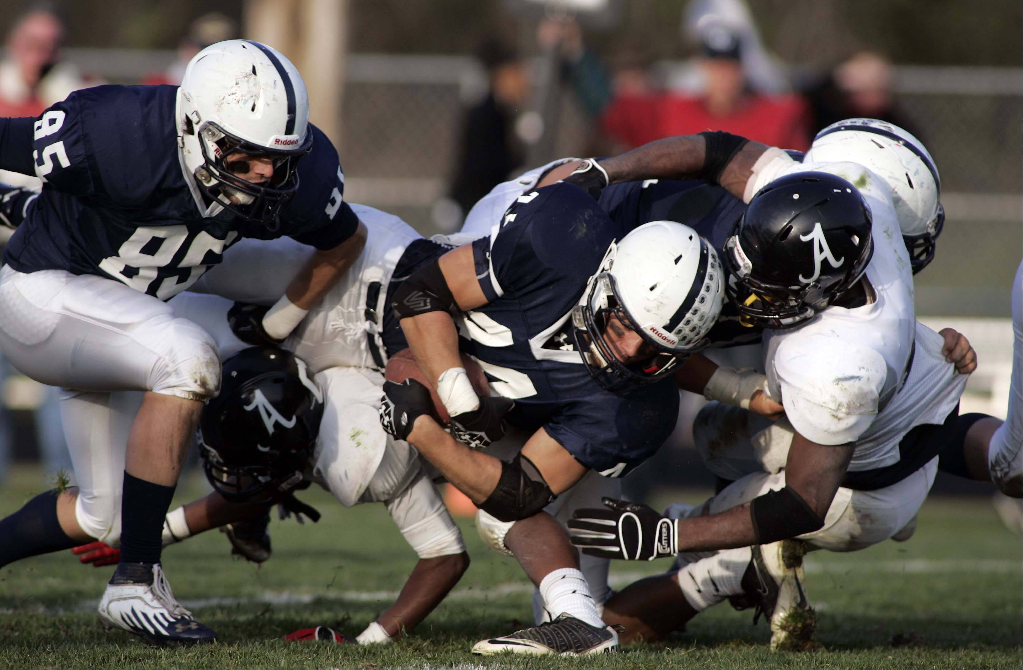 Images: Cary-Grove vs. Rockford Auburn football
