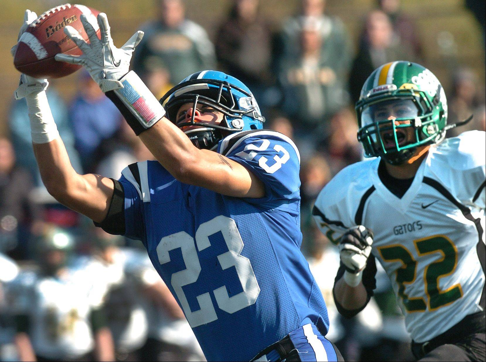 Images: Crystal Lake South vs. Lake Zurich football