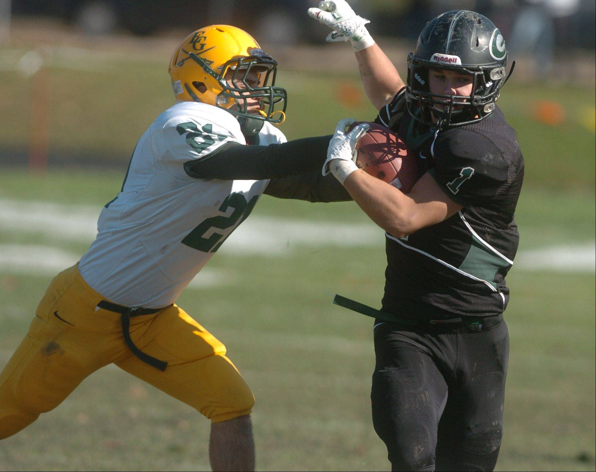 Marconi sparks Glenbard West past Elk Grove