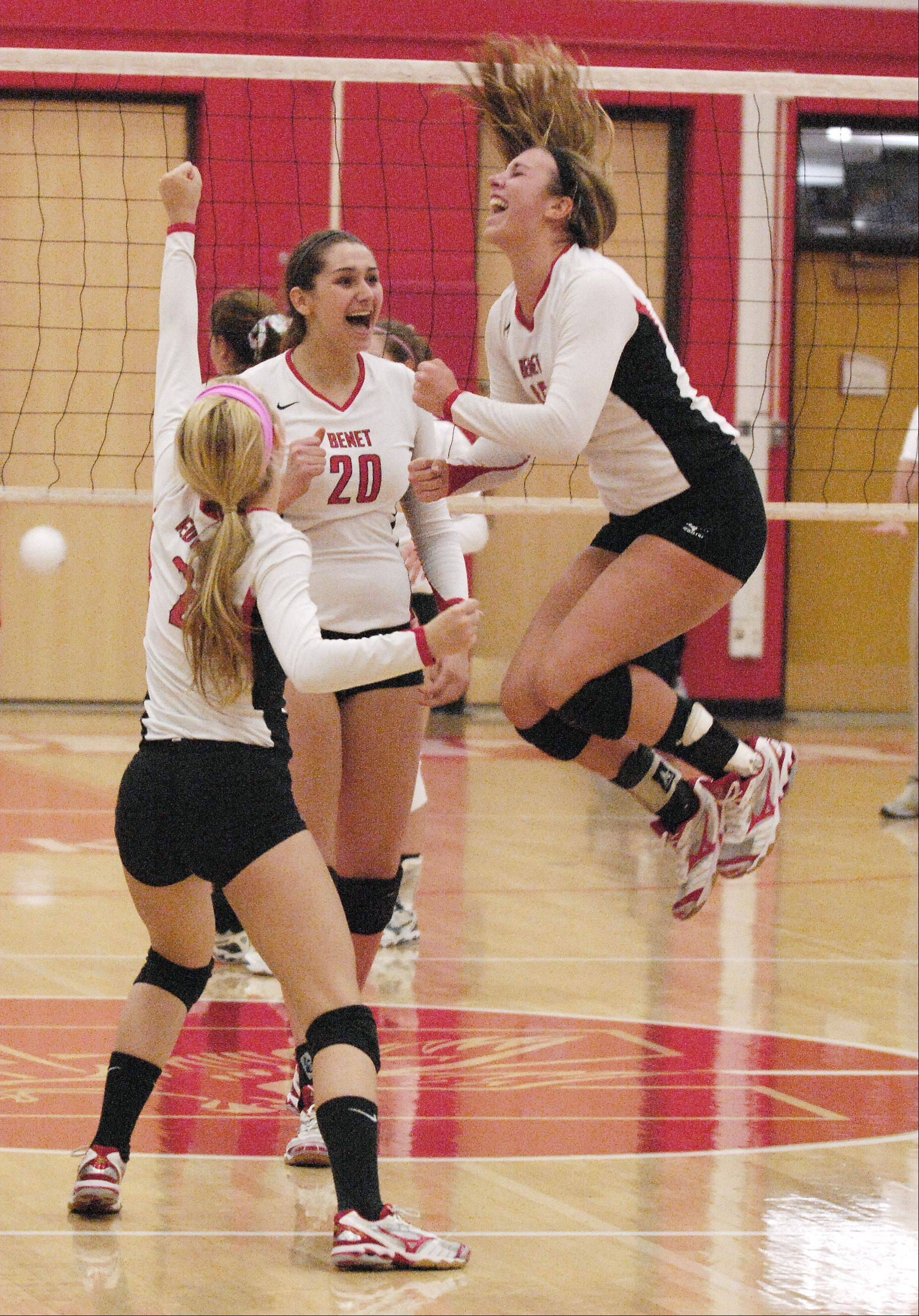 Scouting this week's DuPage County volleyball sectionals