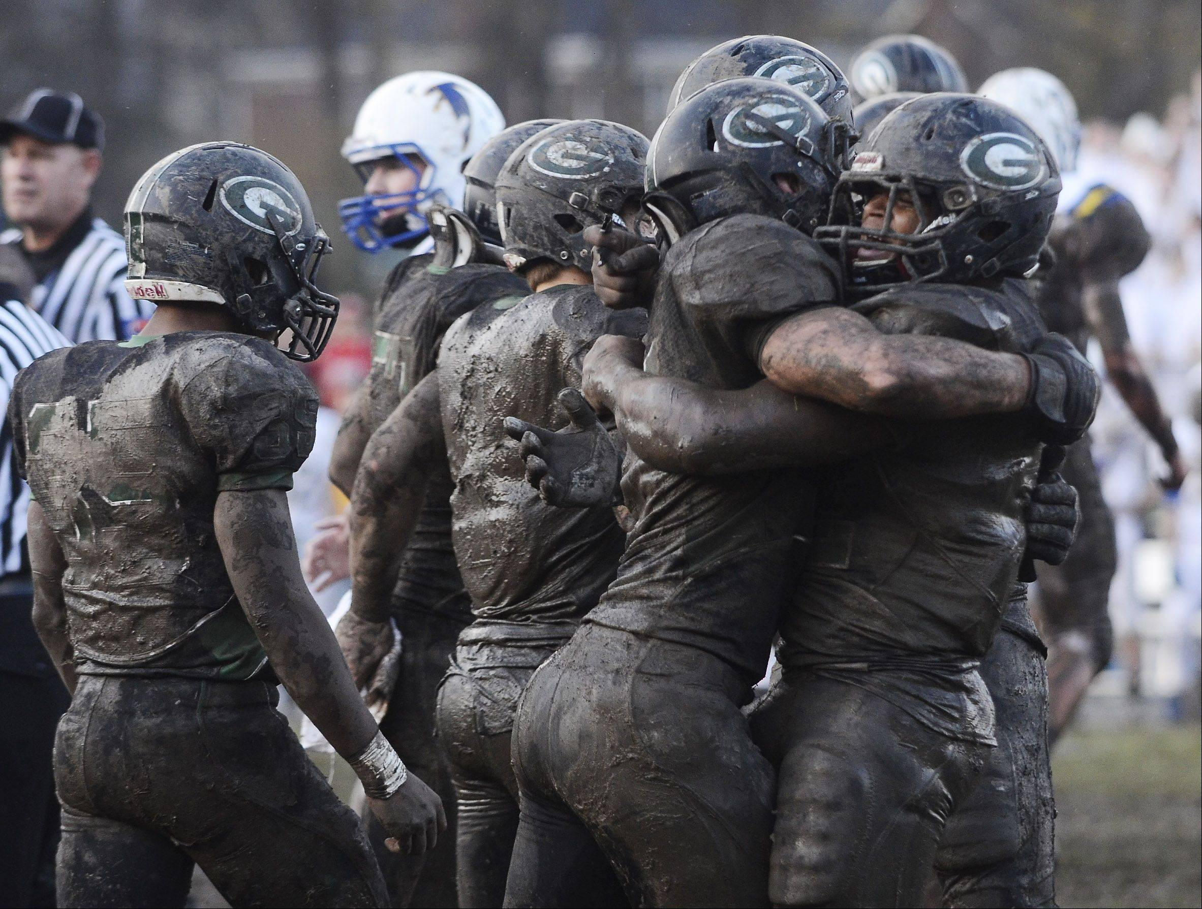 Wheaton North can't muddy Glenbard West's future