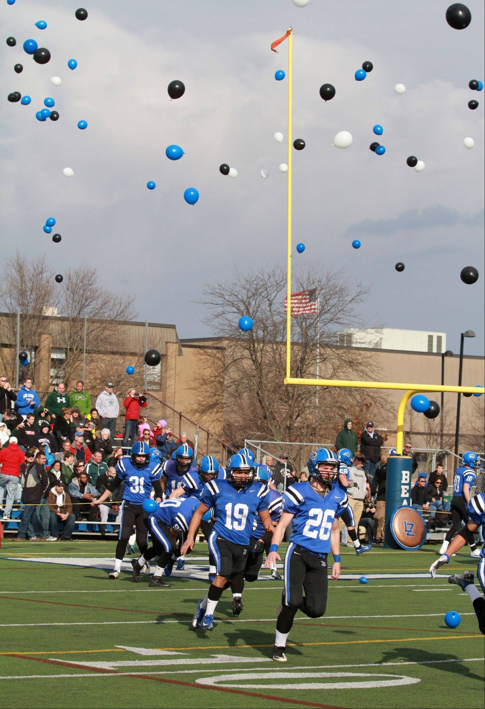 Playoffs � Round Three � Photos from the Rockford Boylan at Lake Zurich football game on Saturday, Nov. 10.