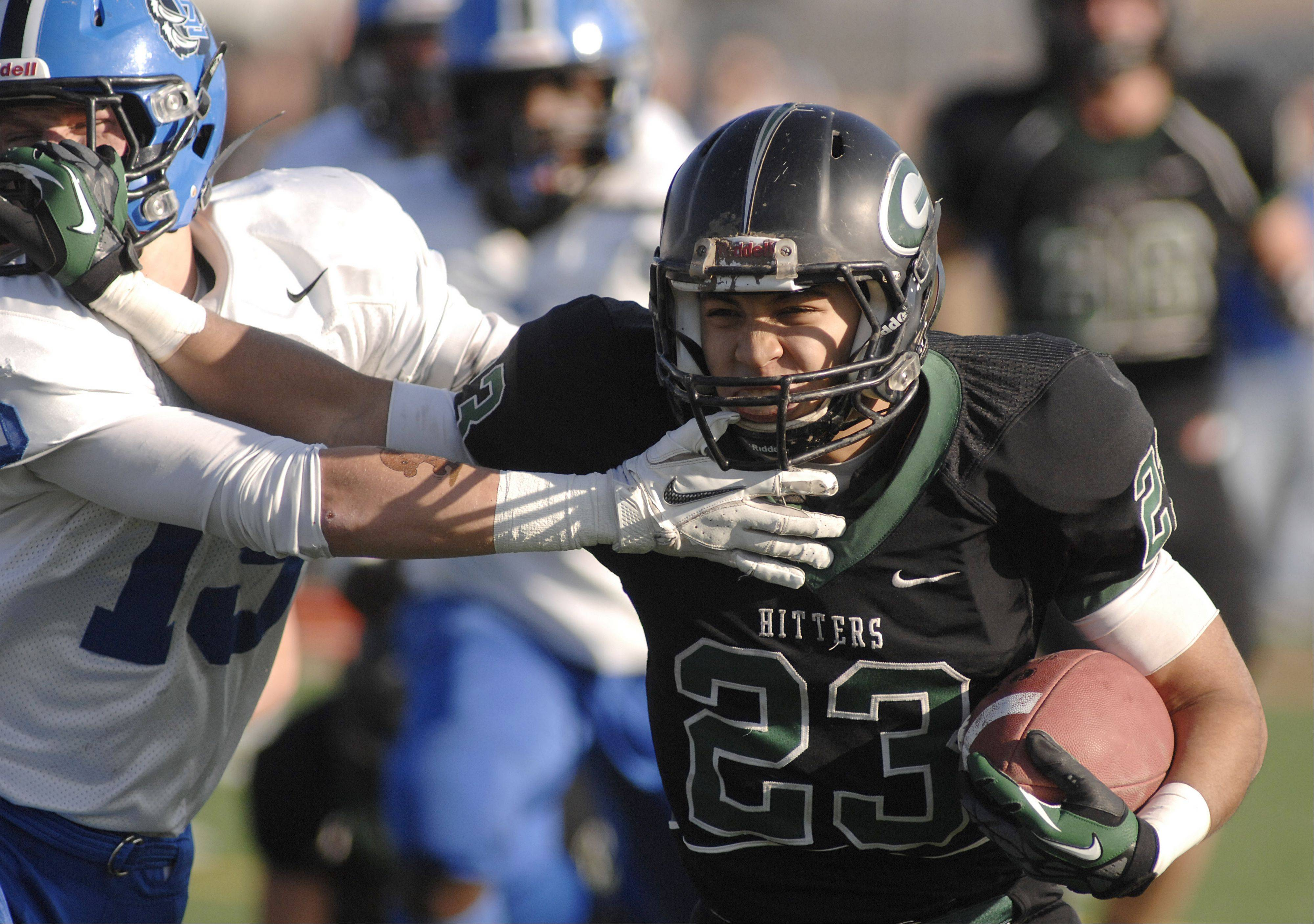 Glenbard West marches past Lake Zurich