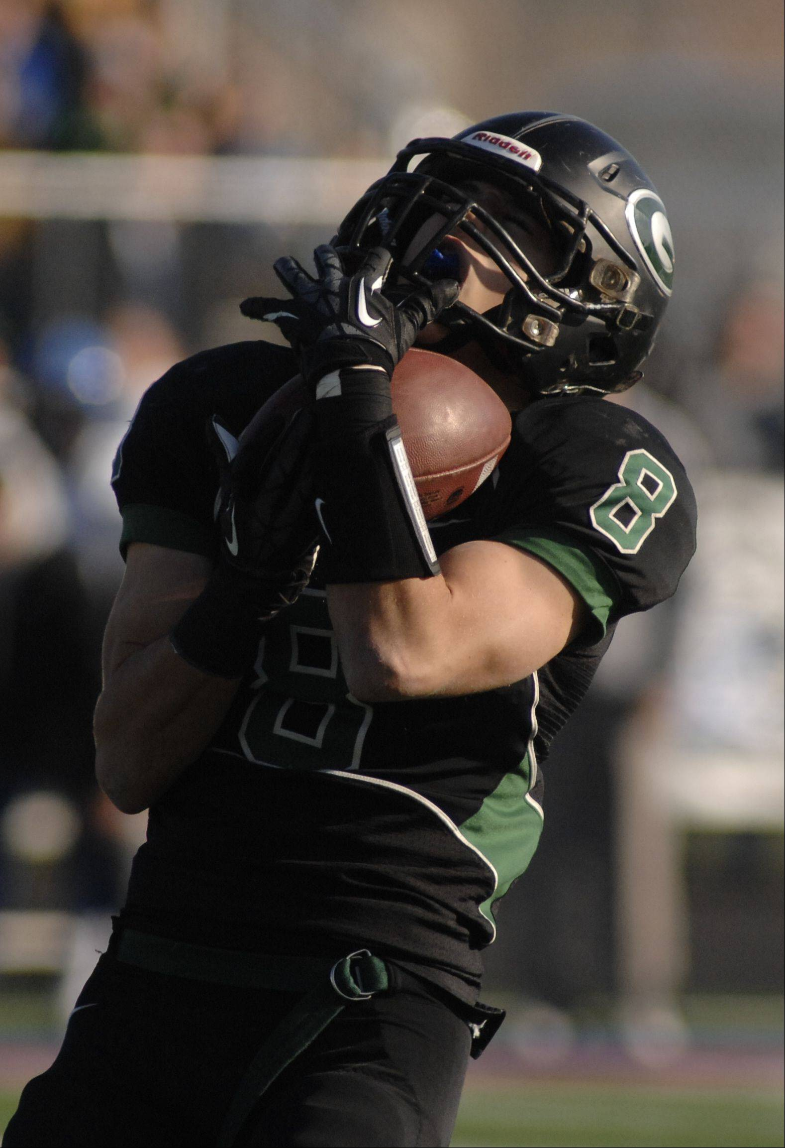 Playoffs- State Semifinals- Photos from the Lake Zurich vs. Glenbard West Class 7A football game on Saturday, Nov. 17 in Glen Ellyn.