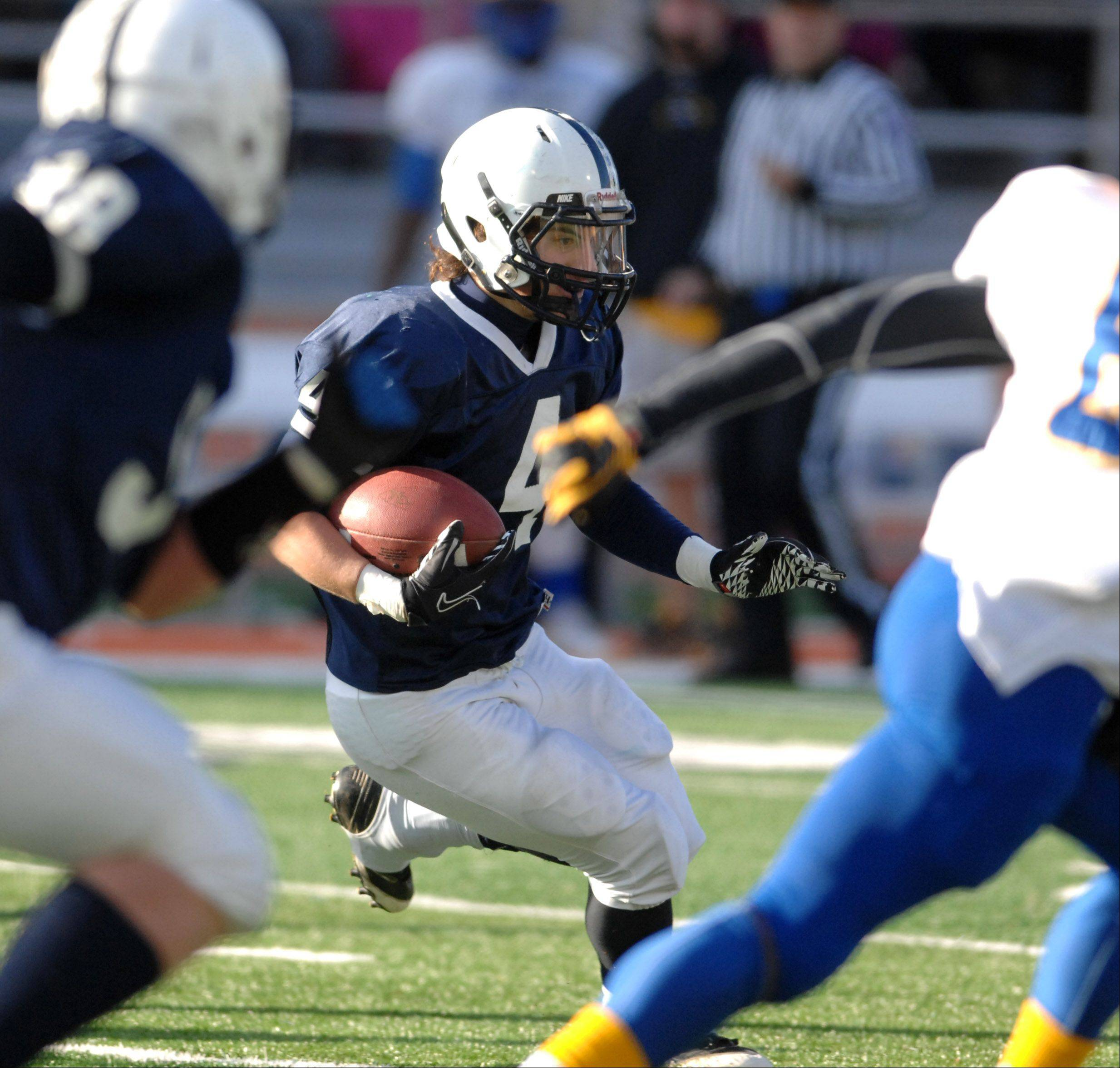 Images: Cary-Grove vs. Crete-Monee, 6A football championship