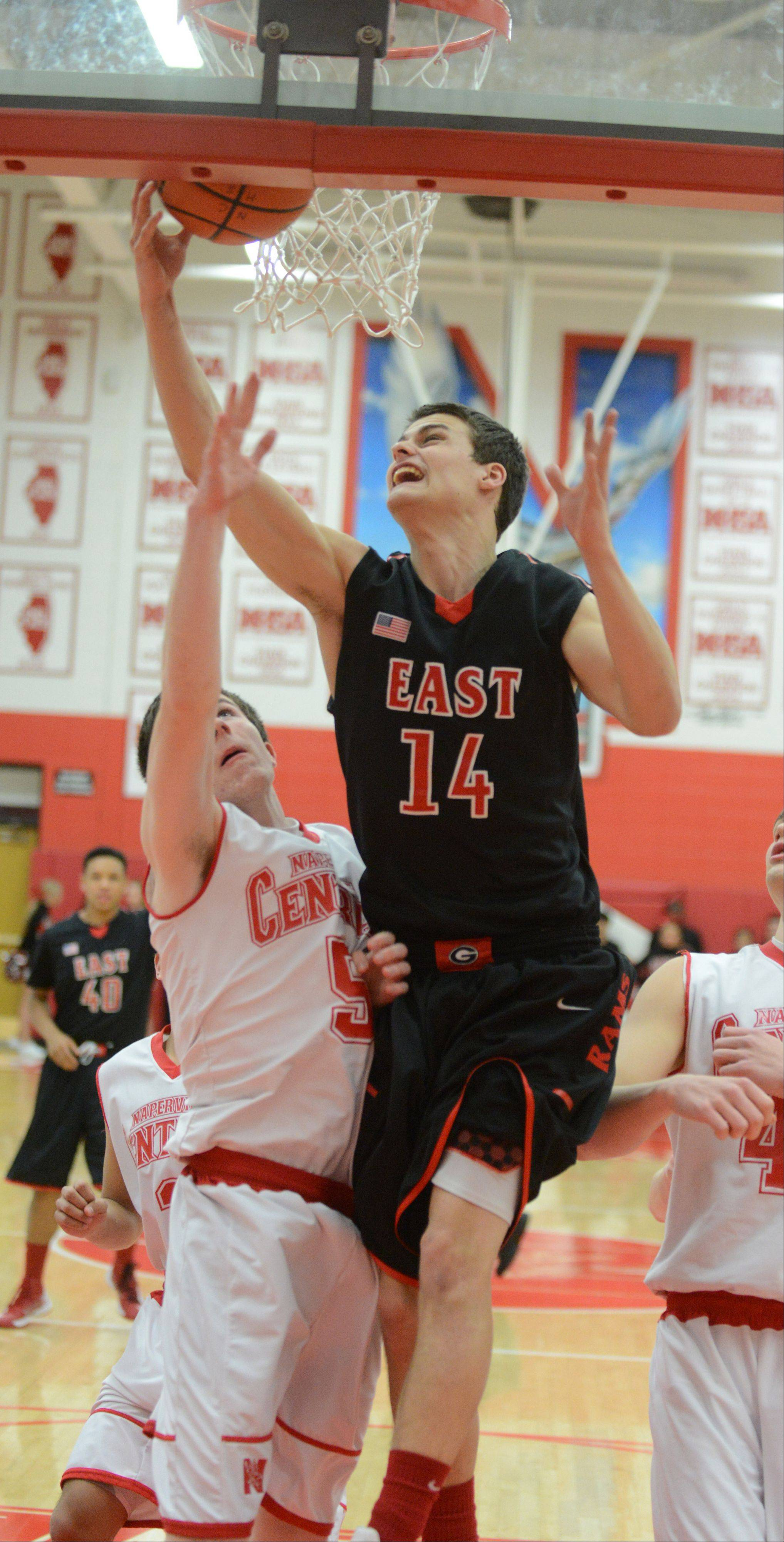 Glenbard East to leave DVC