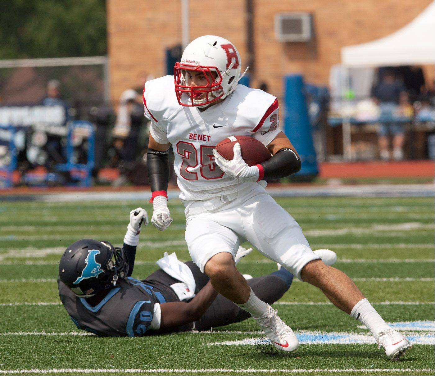 Images: Benet Academy vs. Downers Grove South football