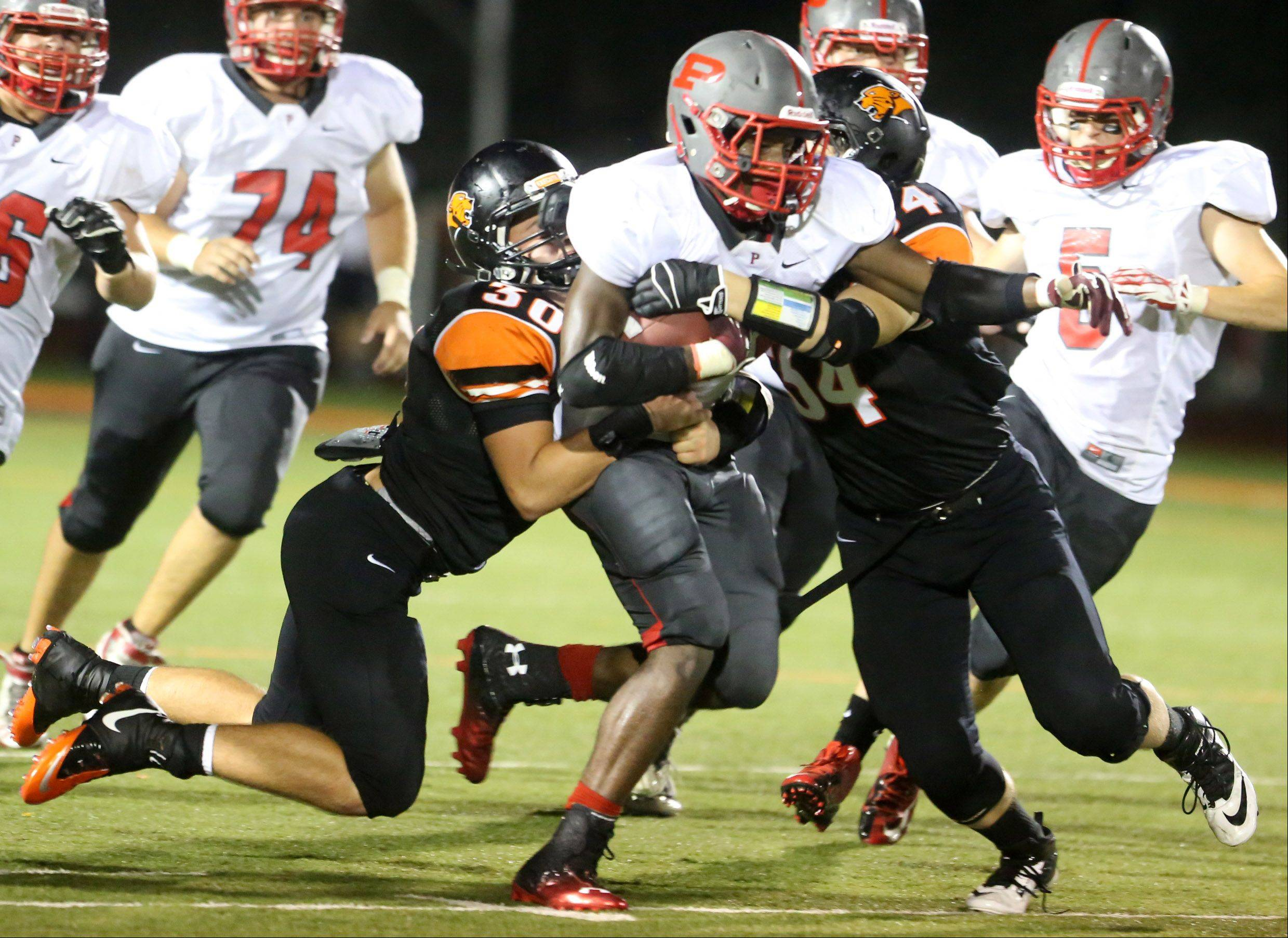 Palatine sports winning look at Libertyville