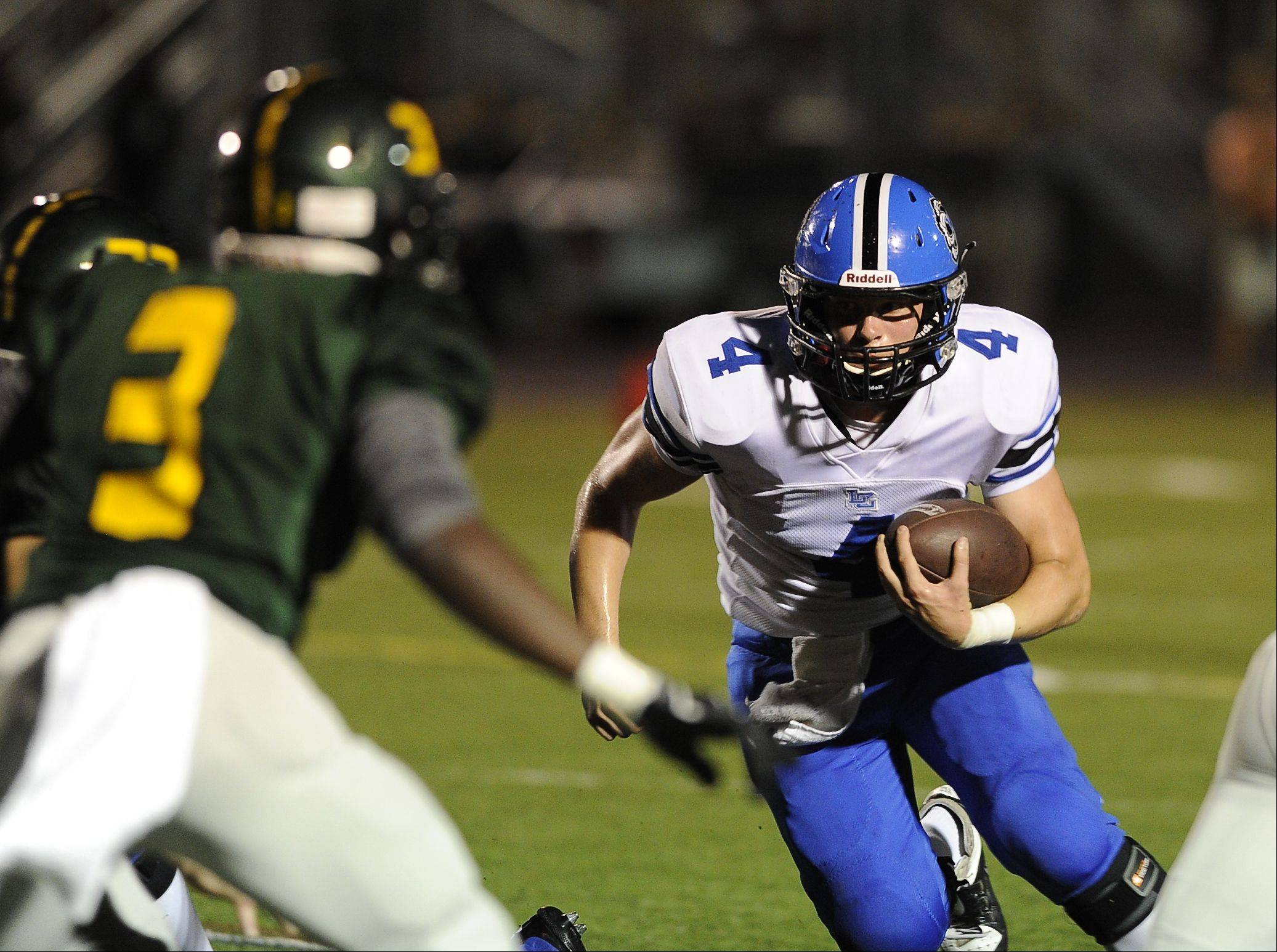 Images: Fremd vs. Lake Zurich football