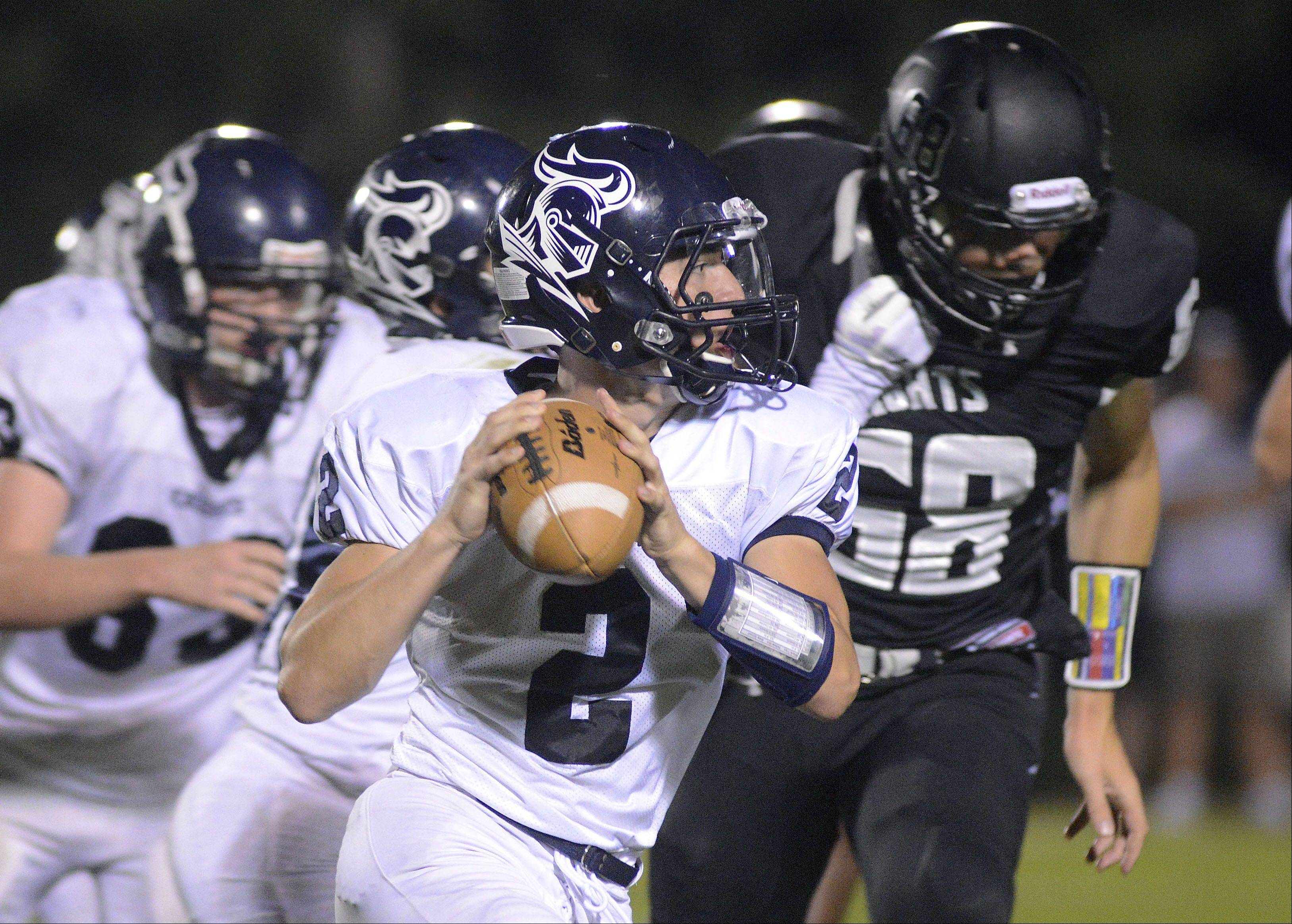 Kaneland overpowers IC Catholic Prep