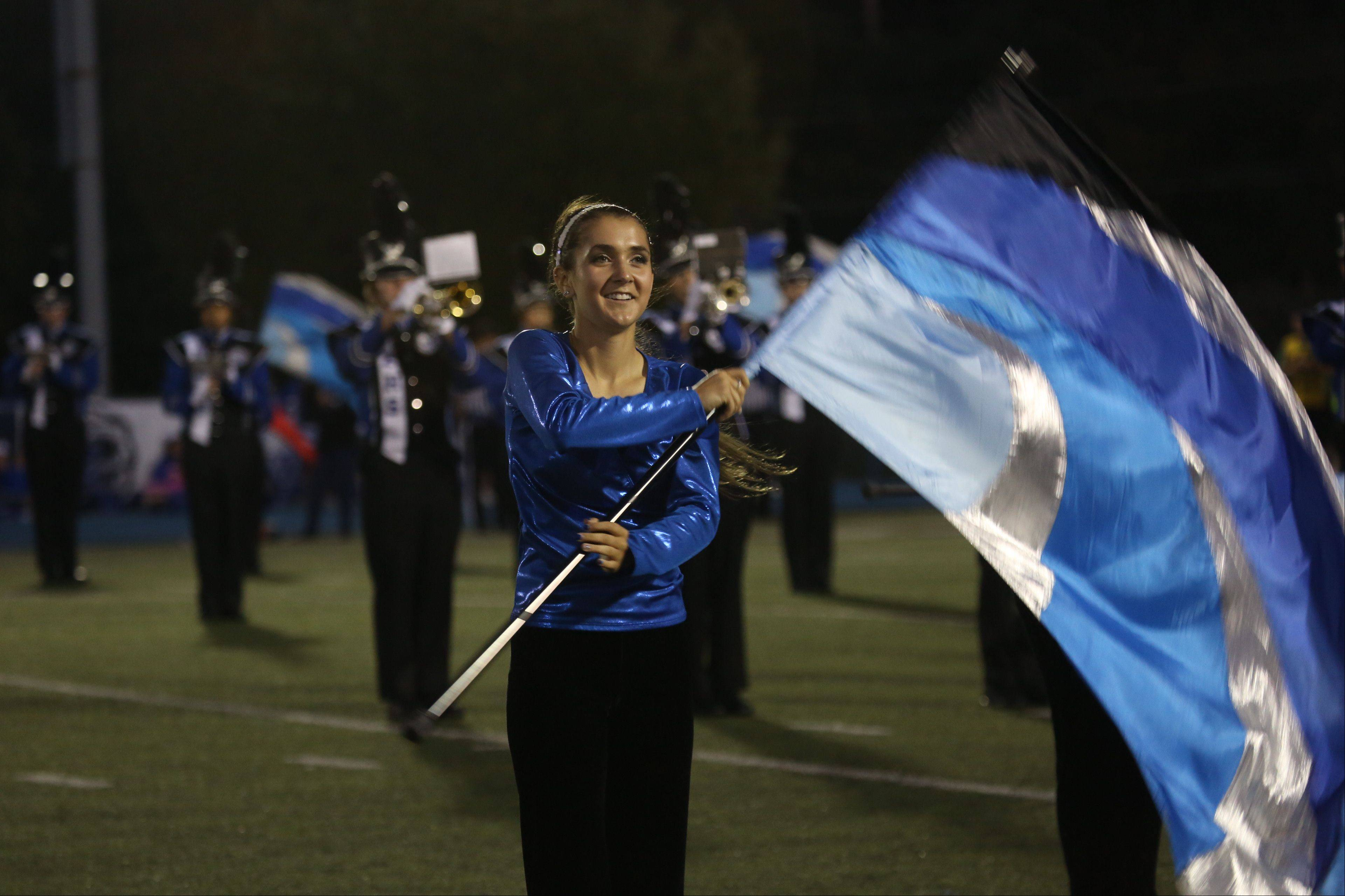 Week -3- Photos from the Warren at Lake Zurich football game on Thursday, Sept. 12.