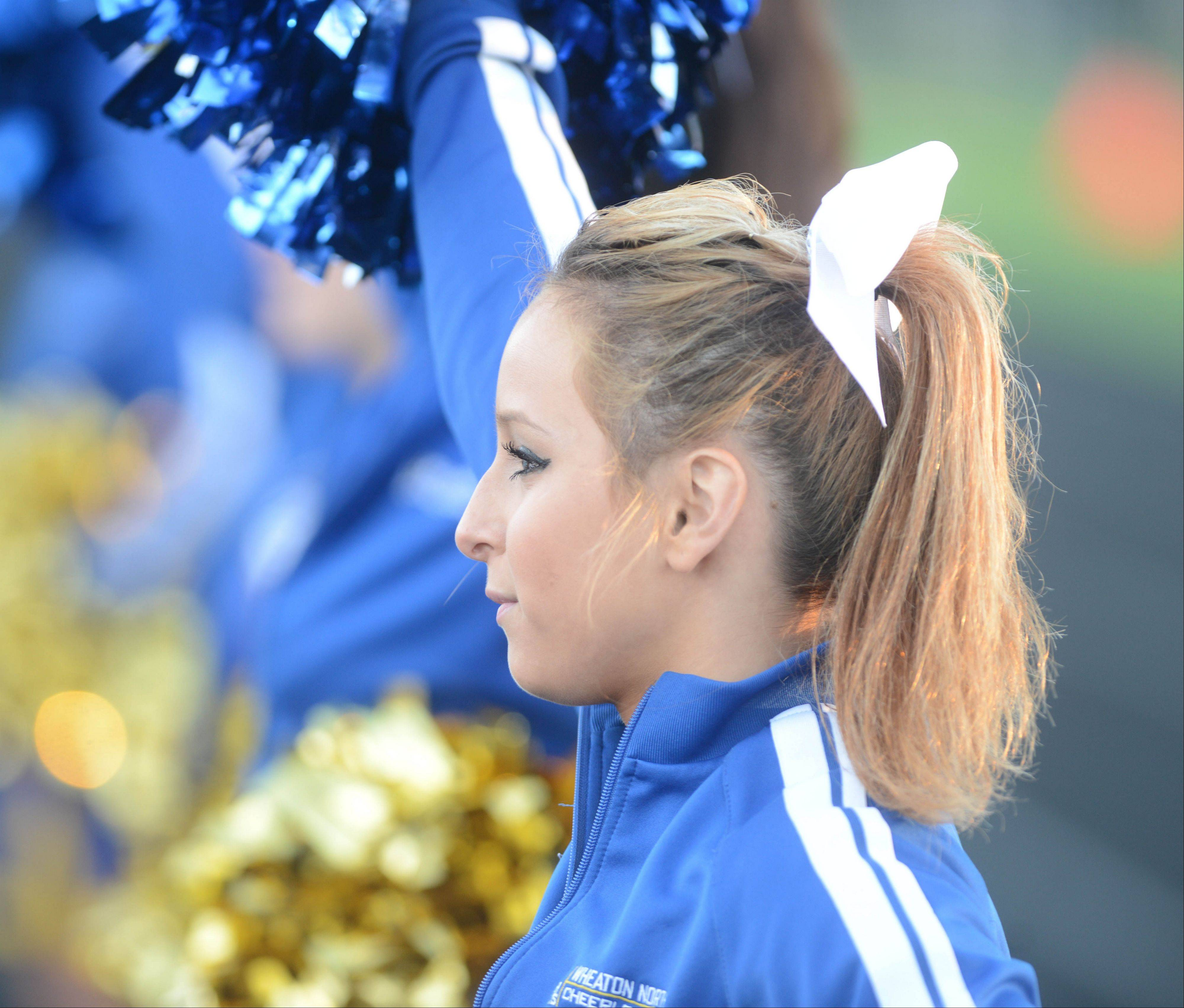 Week-3- Photos from the Wheaton North at Wheaton Warrenville South football game on Friday, Sept. 13.