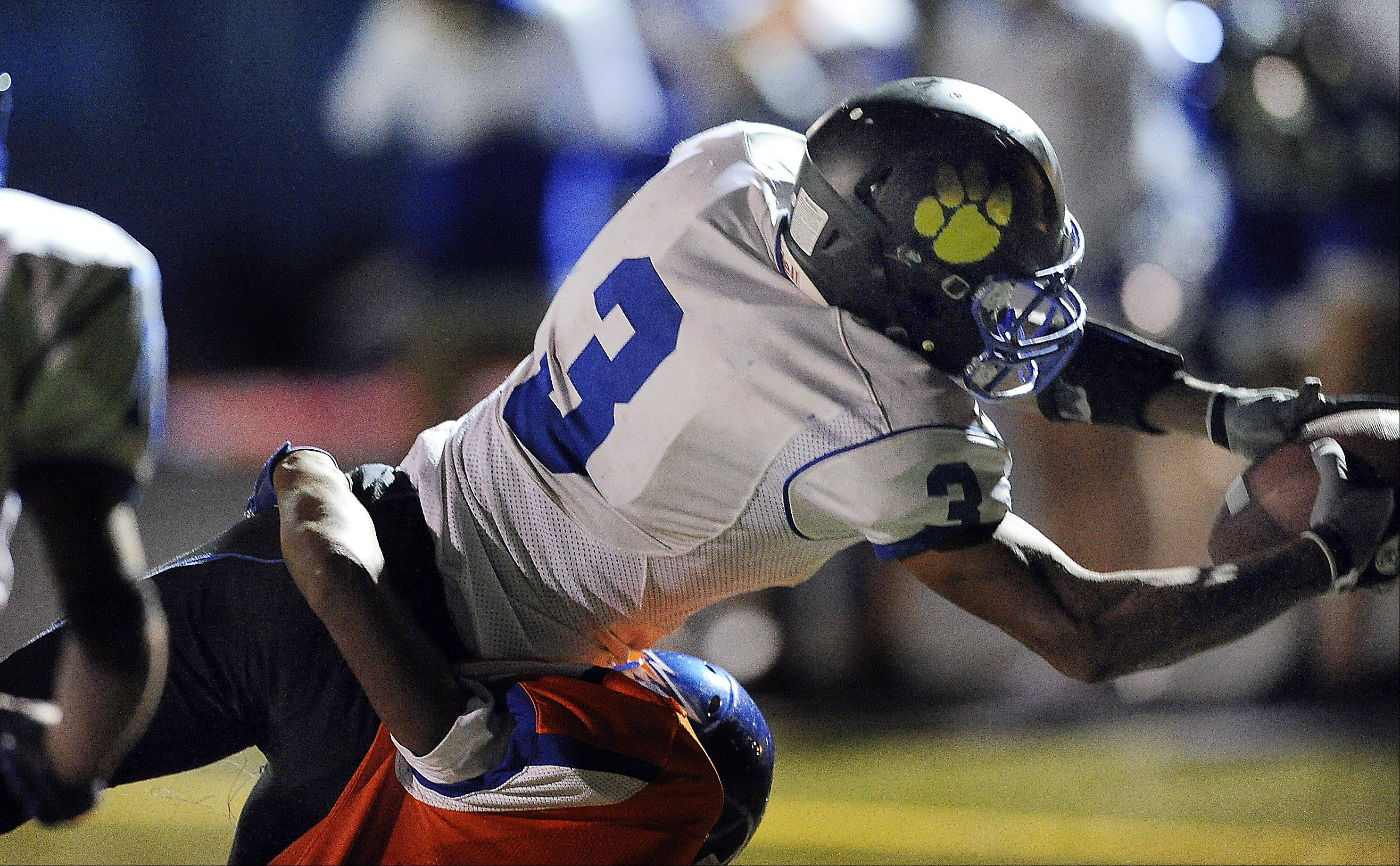Images: Hoffman Estates vs. Wheeling, football