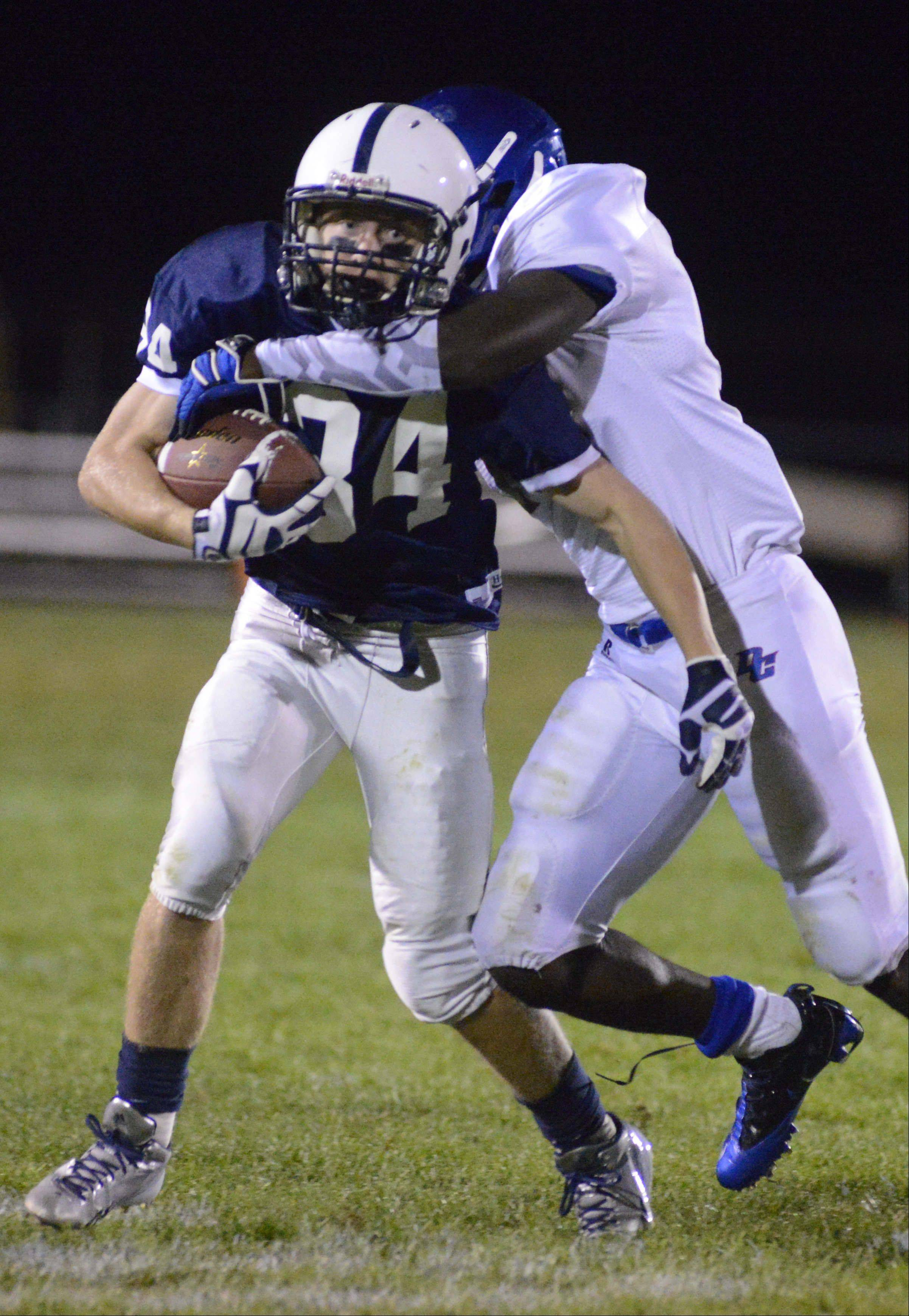 Week 4 - Images from the Dundee-Crown vs. Cary-Grove football game Friday, September 20, 2013.