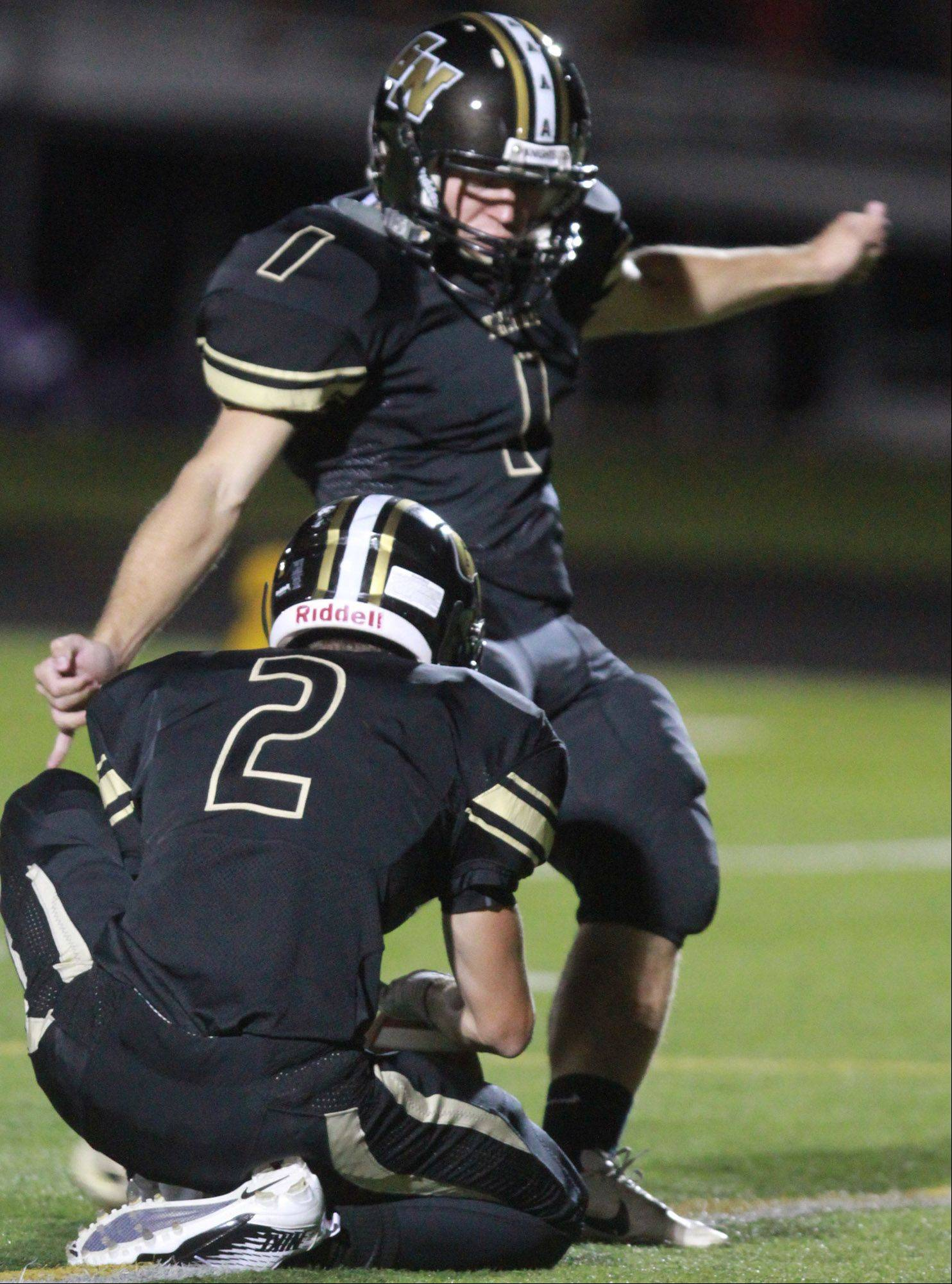 Week -5- Photos from the Hampshire at Grayslake North football game on Friday, Sept. 27.