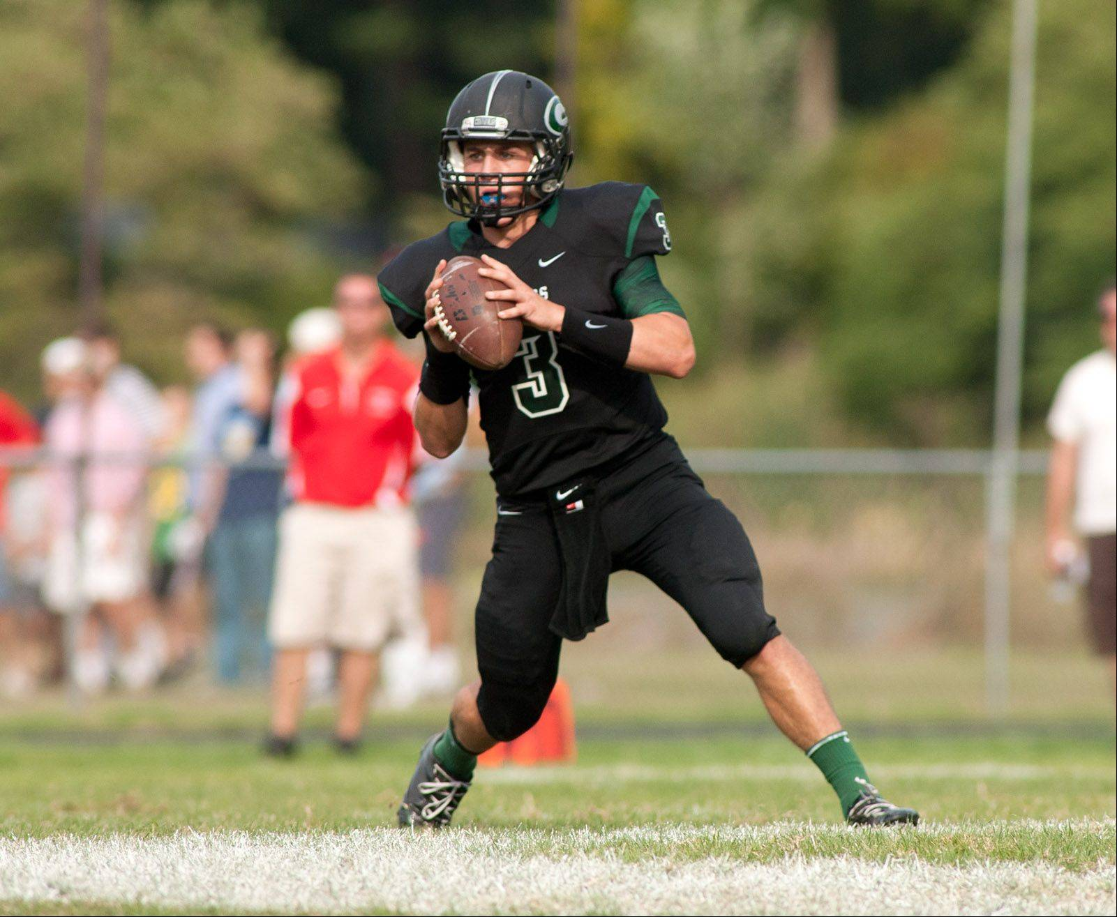 Week-5- Photos from the Hinsdale Central at Glenbard West football game on Saturday, September 28.