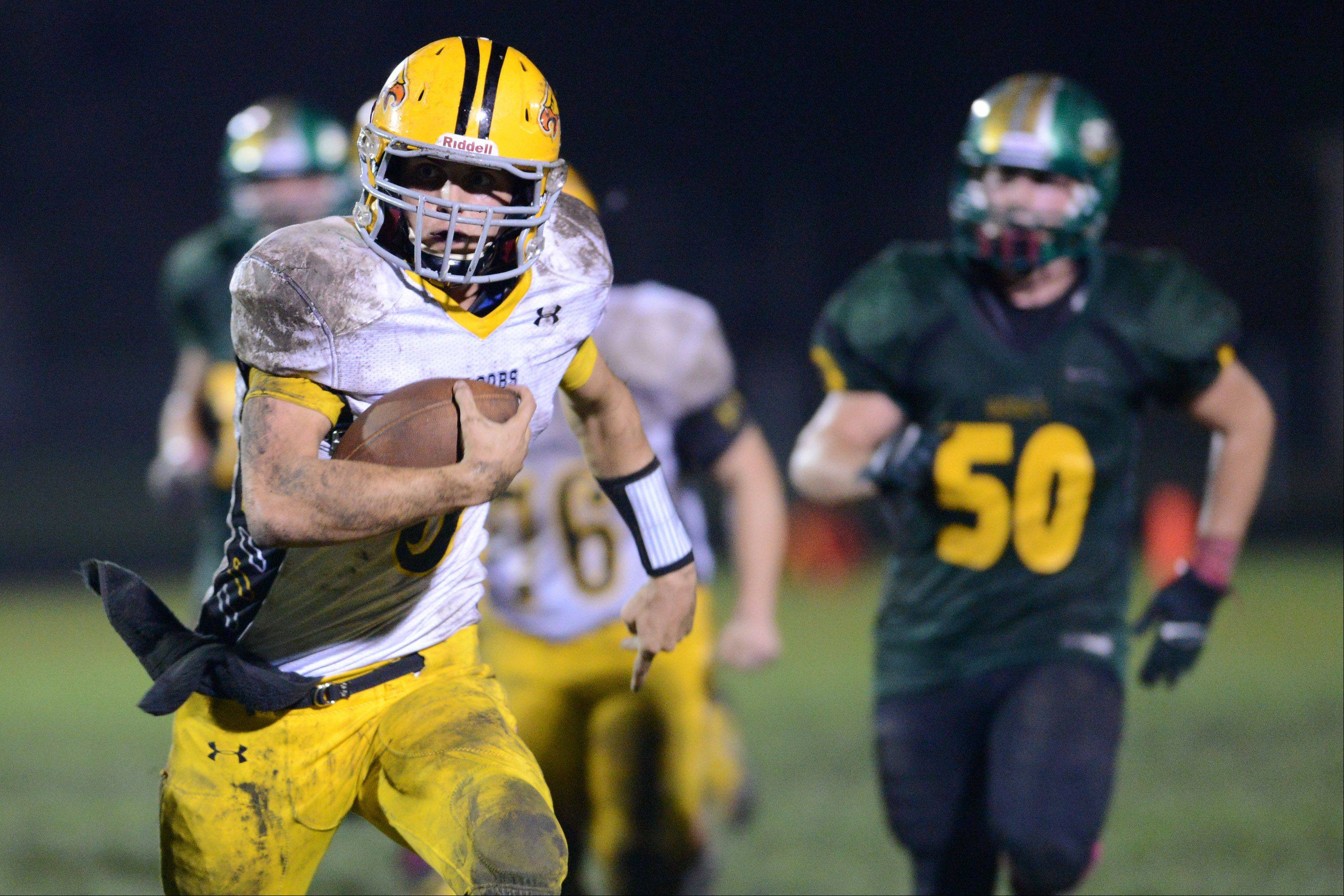 Images: Jacobs vs. Crystal Lake South football