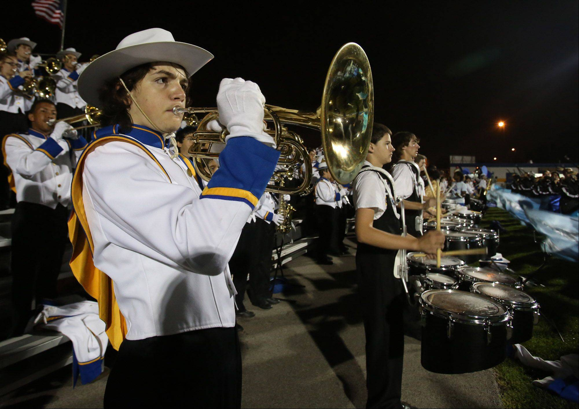 Week -6- Photos from the Stevenson at Warren football game on Friday, Oct. 4 in Gurnee.