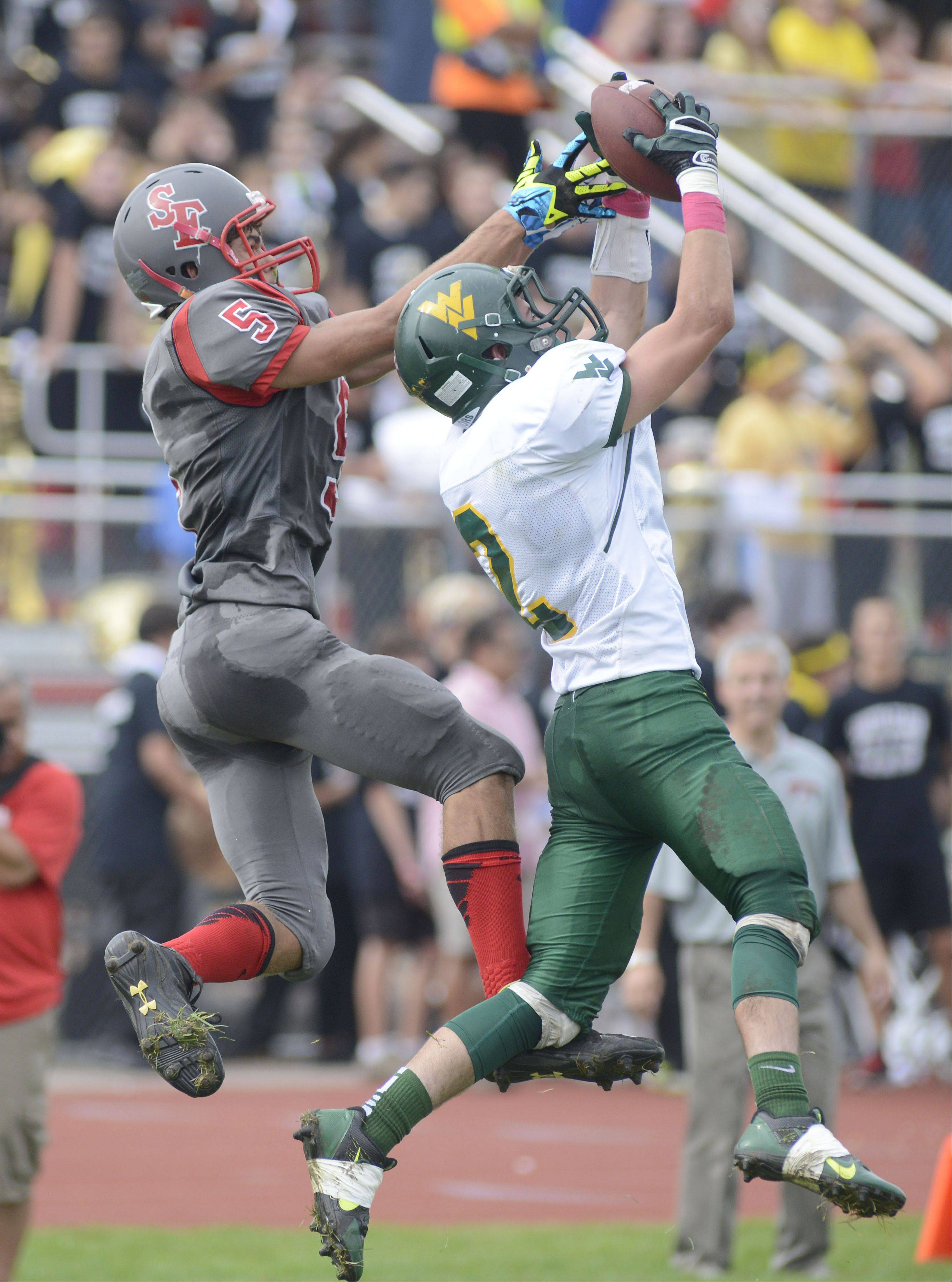 Waubonsie Valley shows its ready for Neuqua