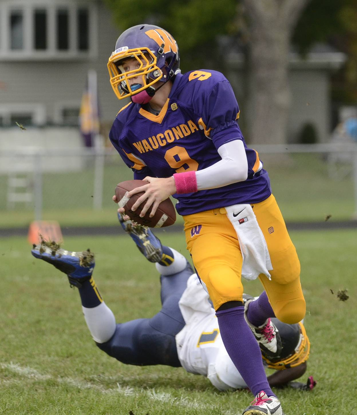 Week 6: Photos from the Round Lake at Wauconda football game on Saturday, Oct. 5.