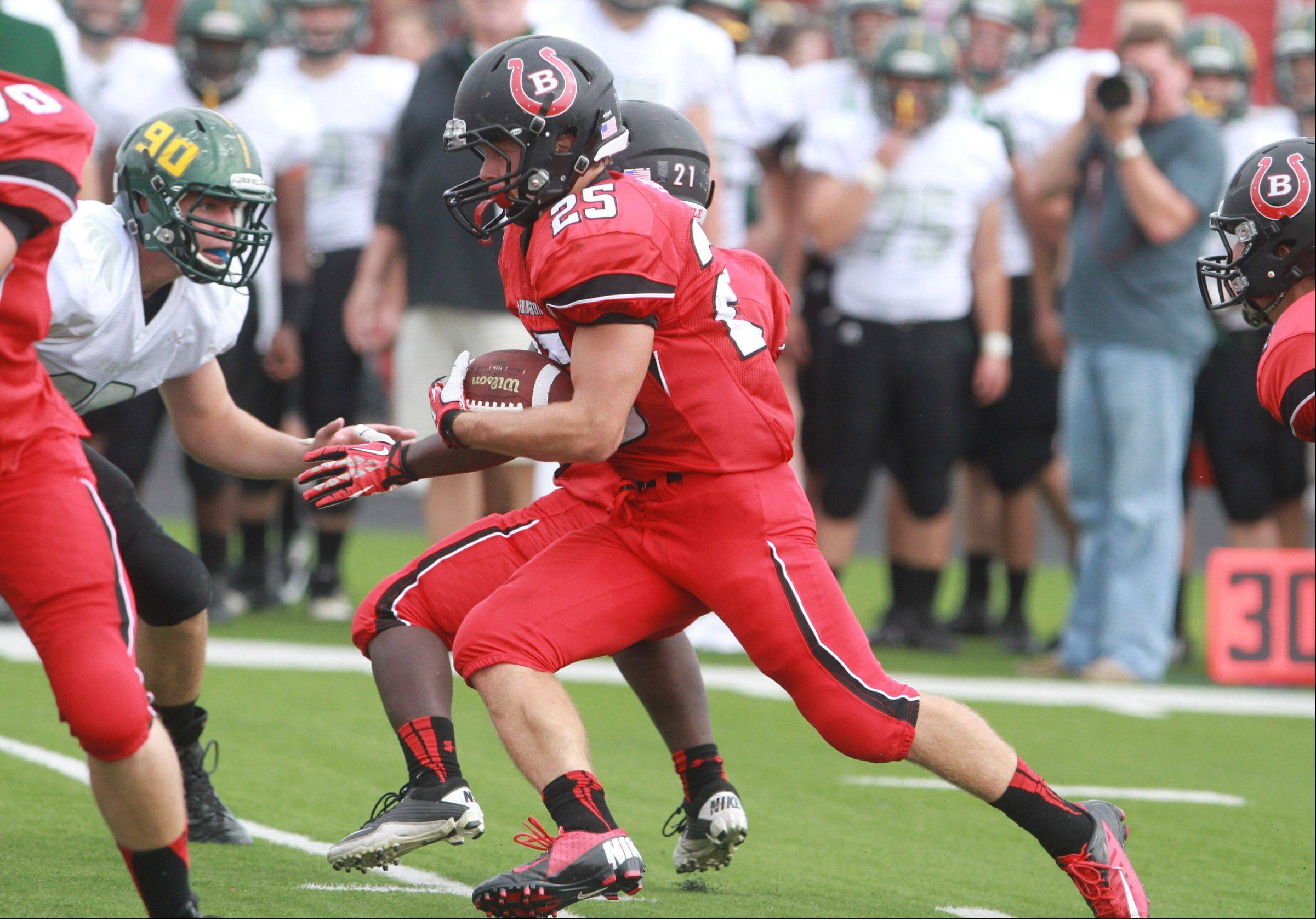 Week -6- Photos from the Barrington vs. Fremd football game on Saturday,October 5th in Barrington.