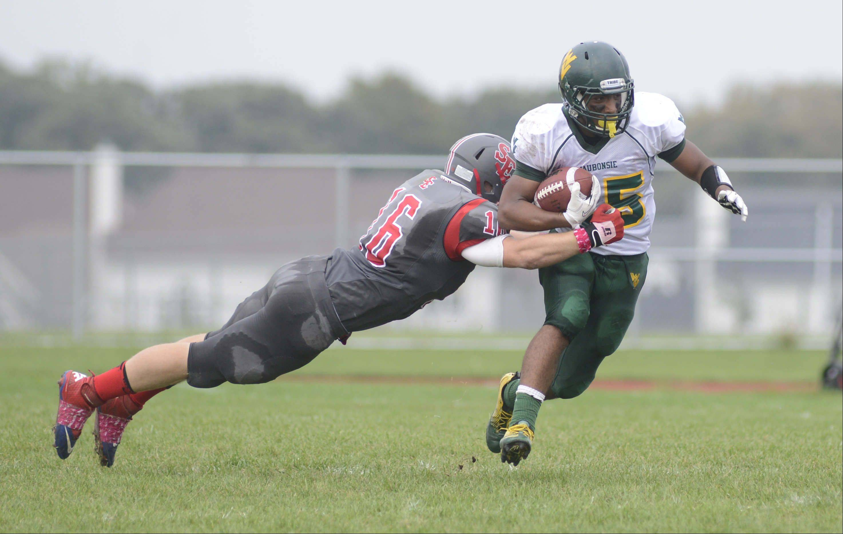 Week six - Images from the Waubonsie Valley vs. South Elgin football game Saturday, October 5, 2013.