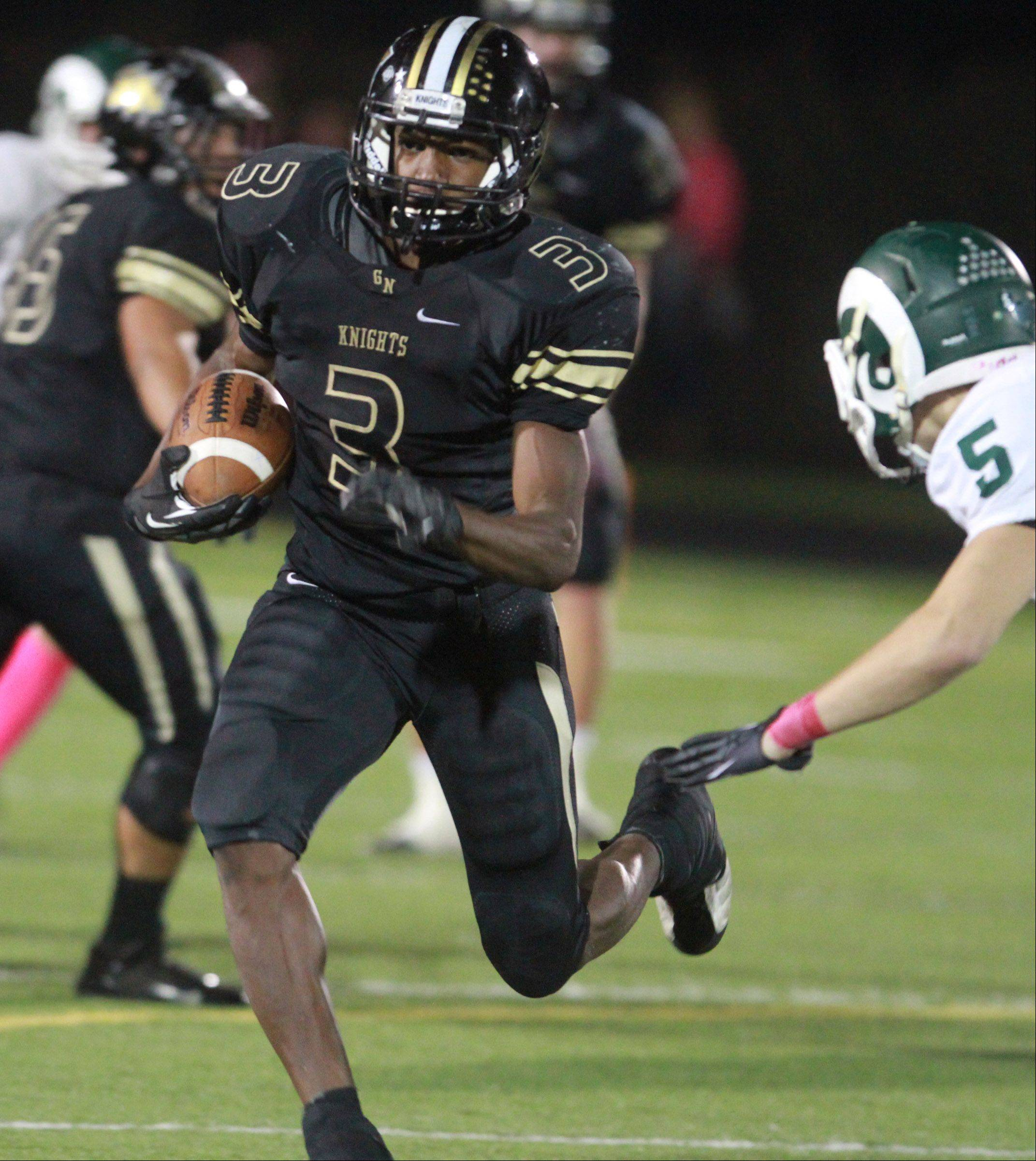 Week -7- Photos from the Grayslake Central at Grayslake North football game on Friday, Oct. 11.
