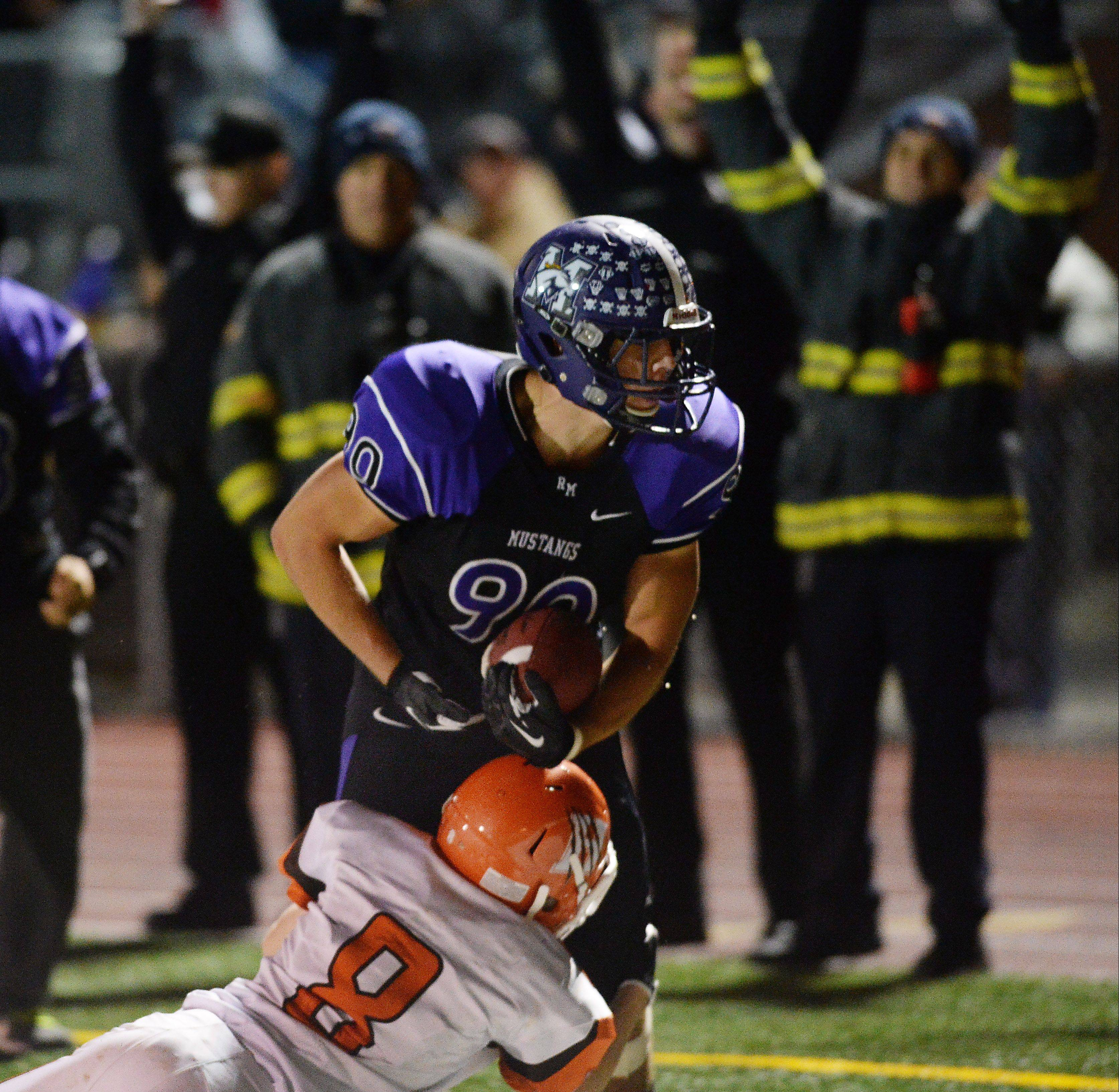 Dream finish for Rolling Meadows