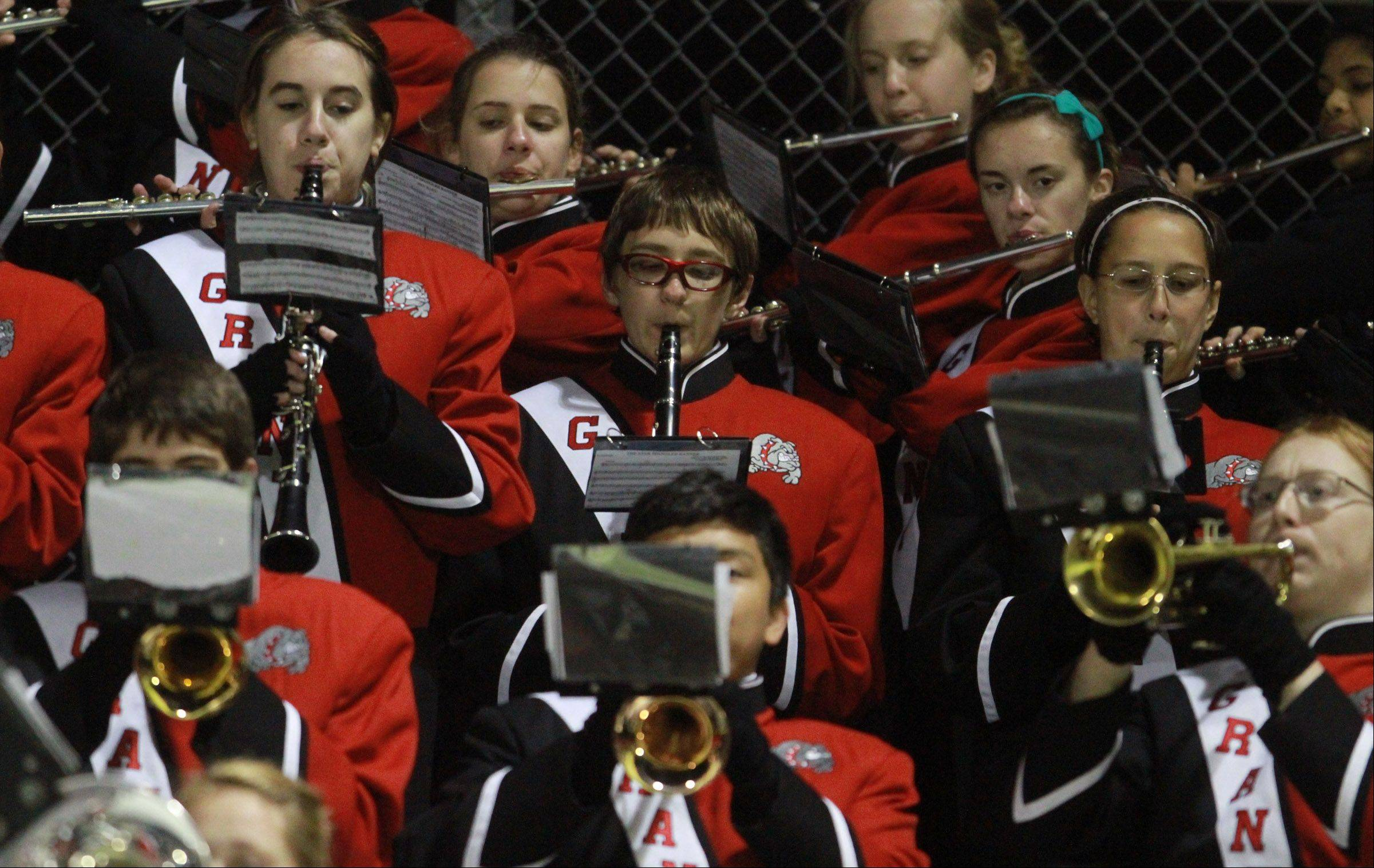 Week -8- Photos from the Antioch at Grant football game on Friday, Oct. 18 in Fox Lake.