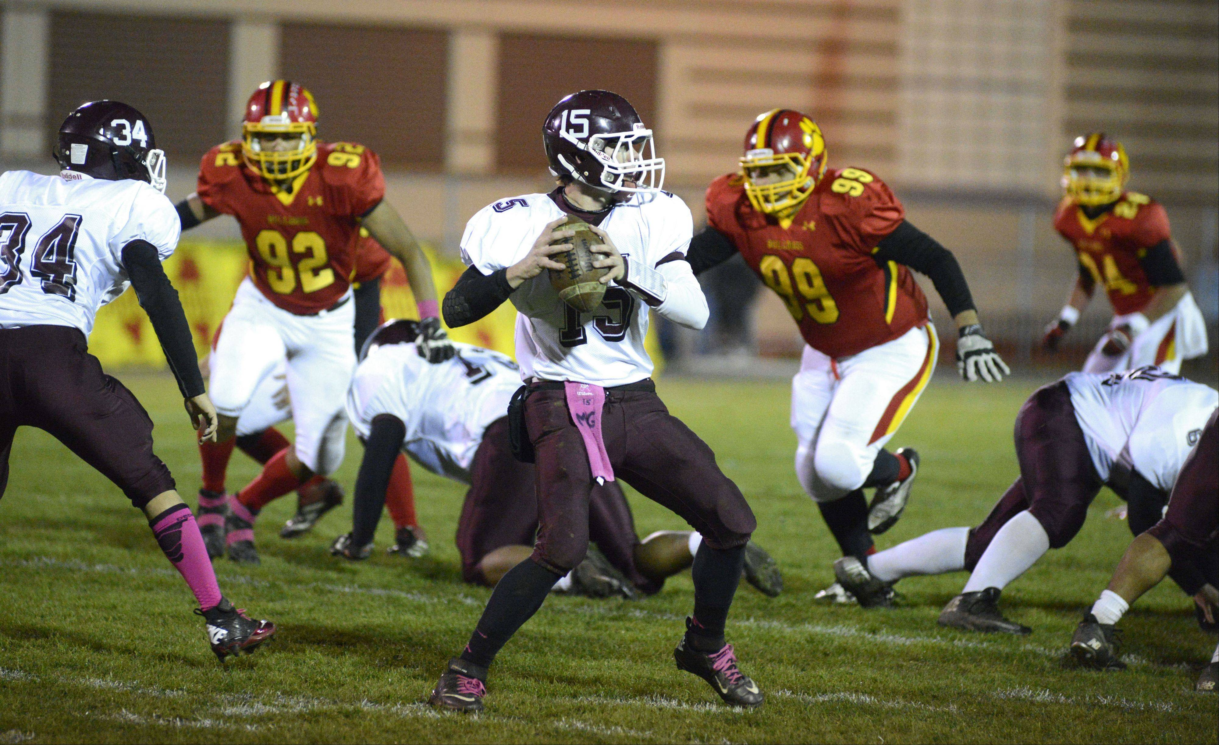 Week 9 - Images from the Elgin vs. Batavia football game Friday, October 25, 2013.