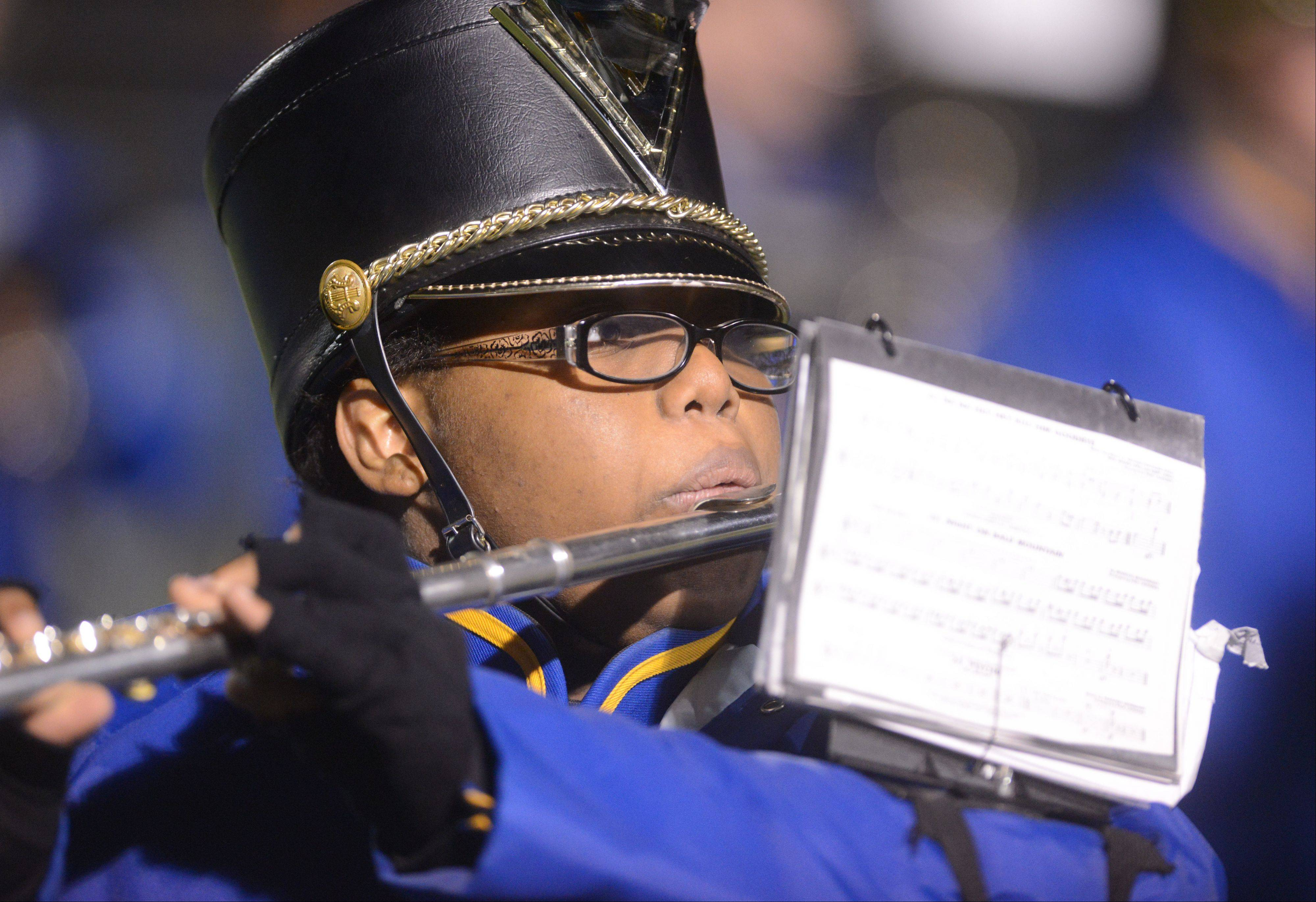 Week -9- Photos from the Glenbard North at Wheaton North football game on Friday, Oct. 25.