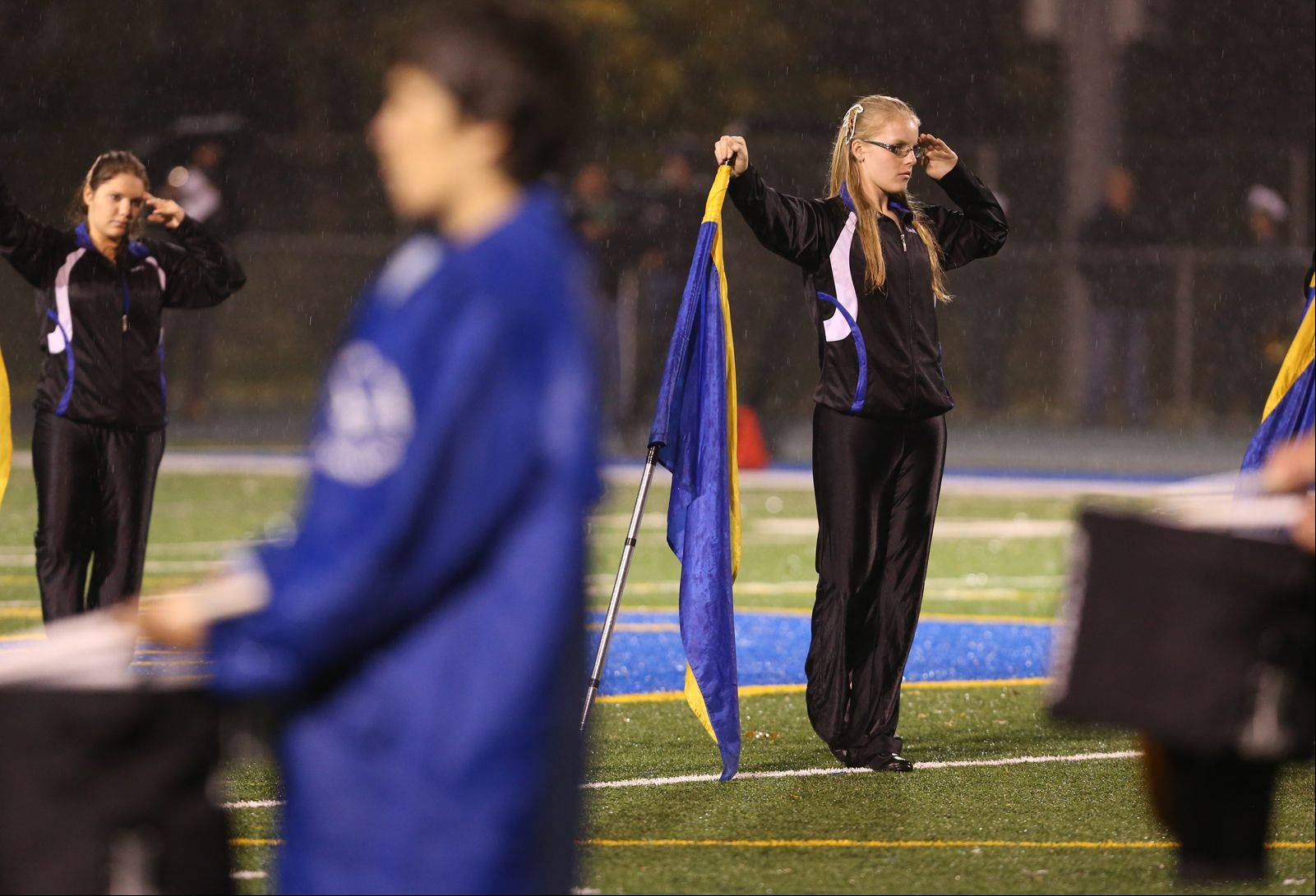 Playoffs -Round One- Photos from the Glenbrook North at Wheaton North football game on Friday, Nov. 1.