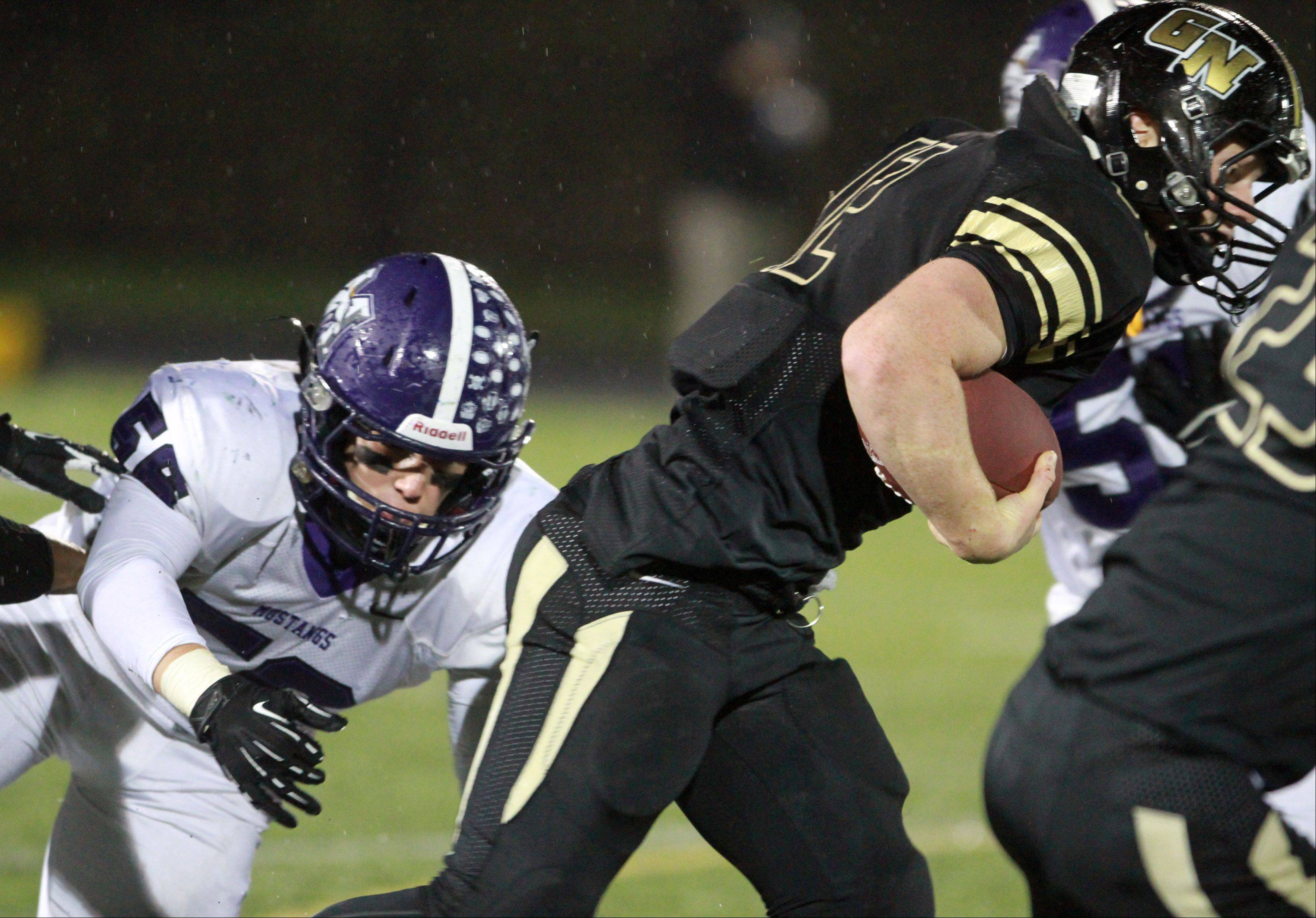 Playoffs -Round One- Photos from the Rolling Meadows at Grayslake North football game on Friday, Nov. 1.