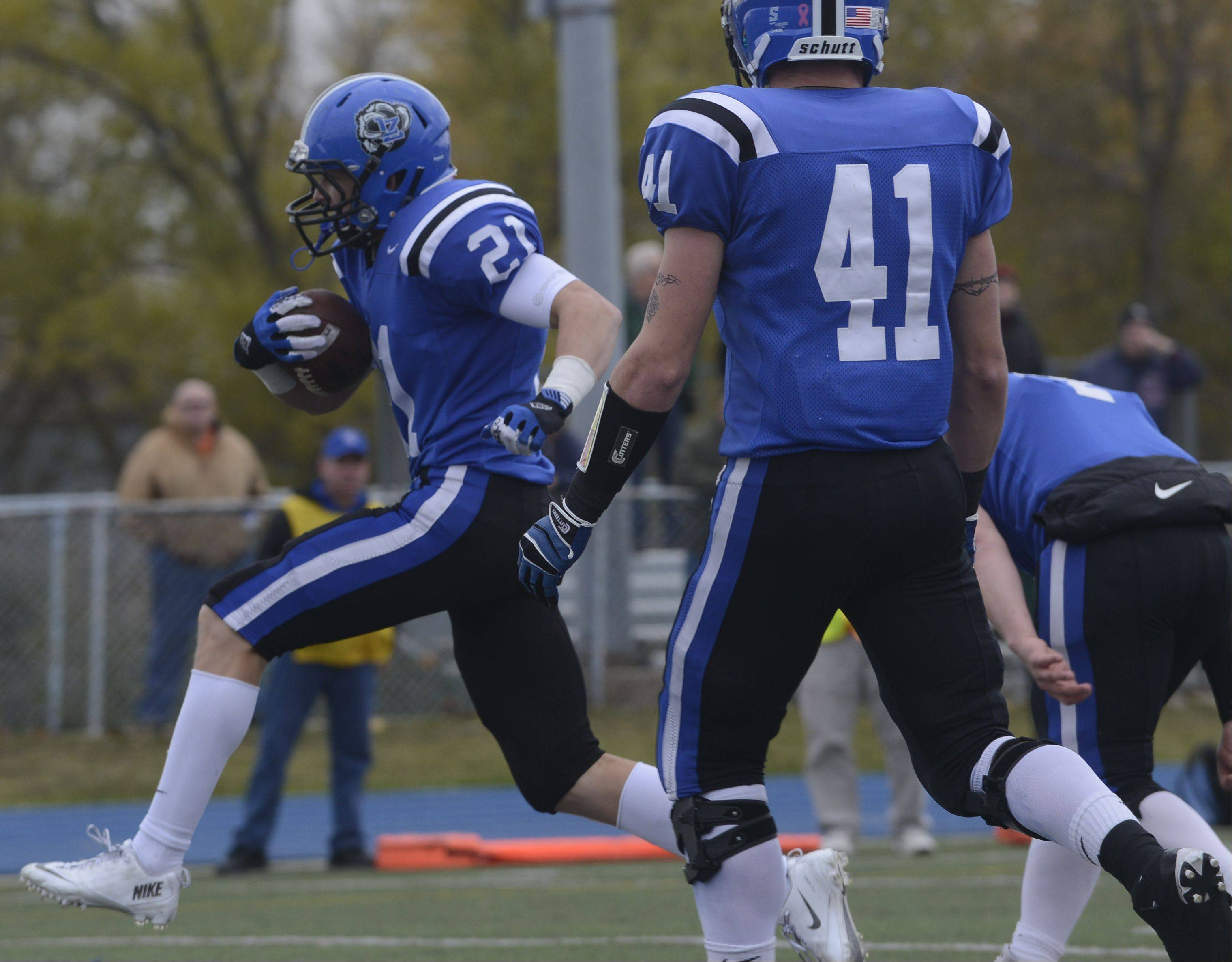 Playoffs -Round One- Photos from the Elk Grove at Lake Zurich football game on Saturday, Nov. 2.