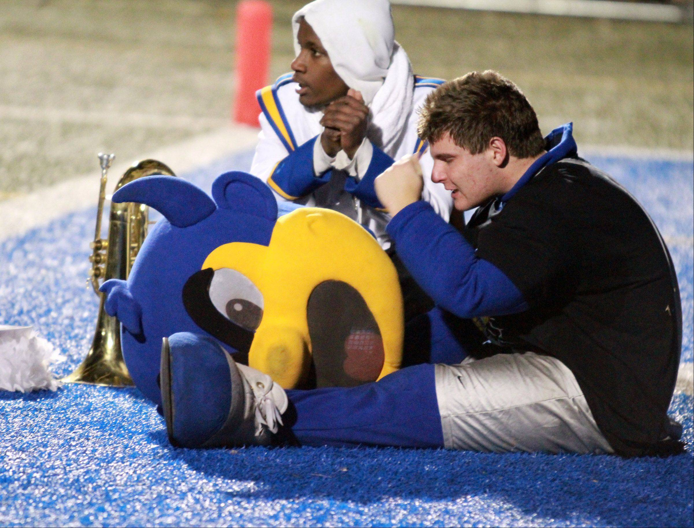 Playoffs -Round Two- Photos from the Barrington at Warren football game on Saturday, Nov. 9.