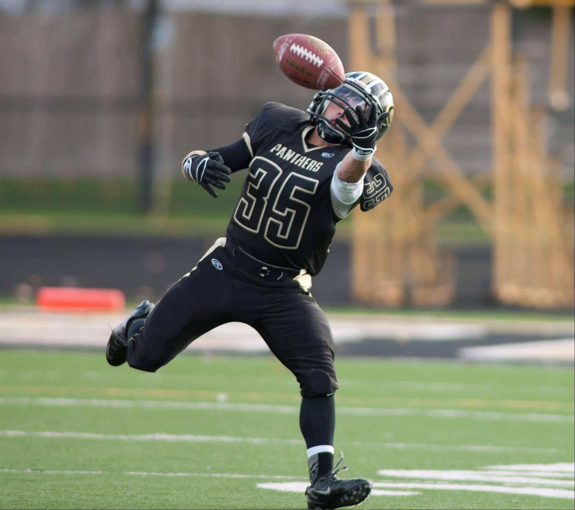 Playoffs -Round Two- Photos from the Stevenson at Glenbard North football game on Saturday, Nov. 9.