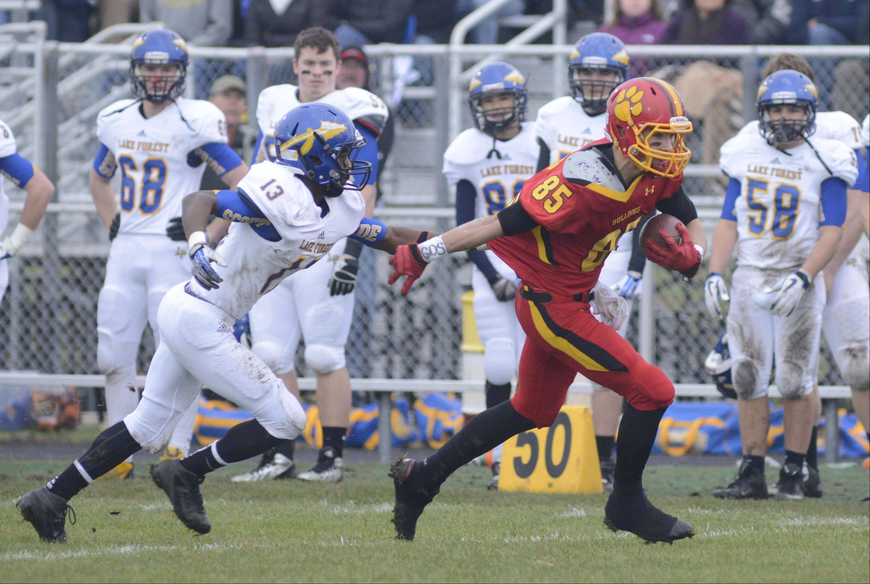 Playoffs- Quarterfinals � Photos from the Lake Forest vs. Batavia football playoff game on Saturday, Nov. 16.