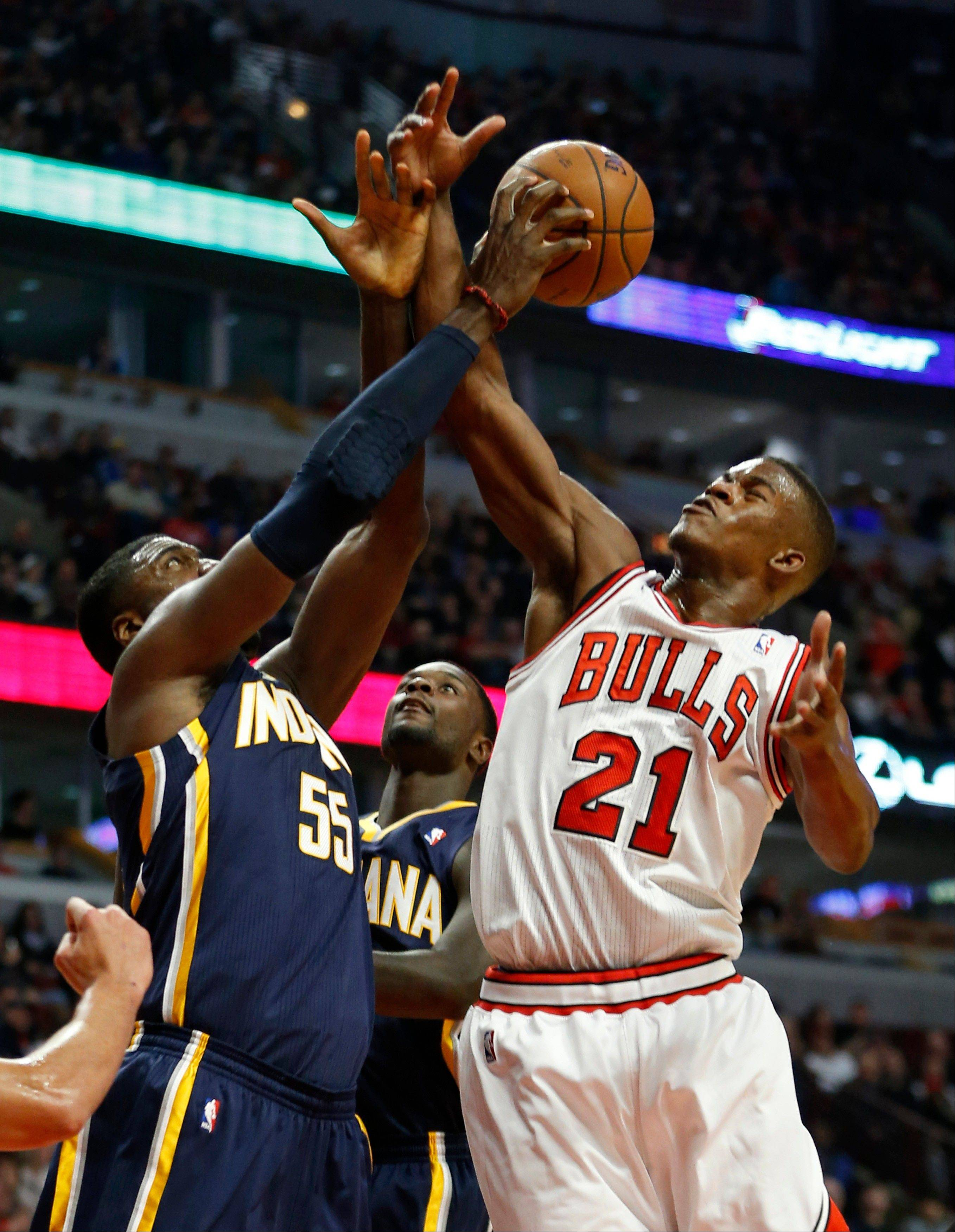 The Bulls' Jimmy Butler is sidelined with an injury to his right great toe, which Mike Spellman finds educational.