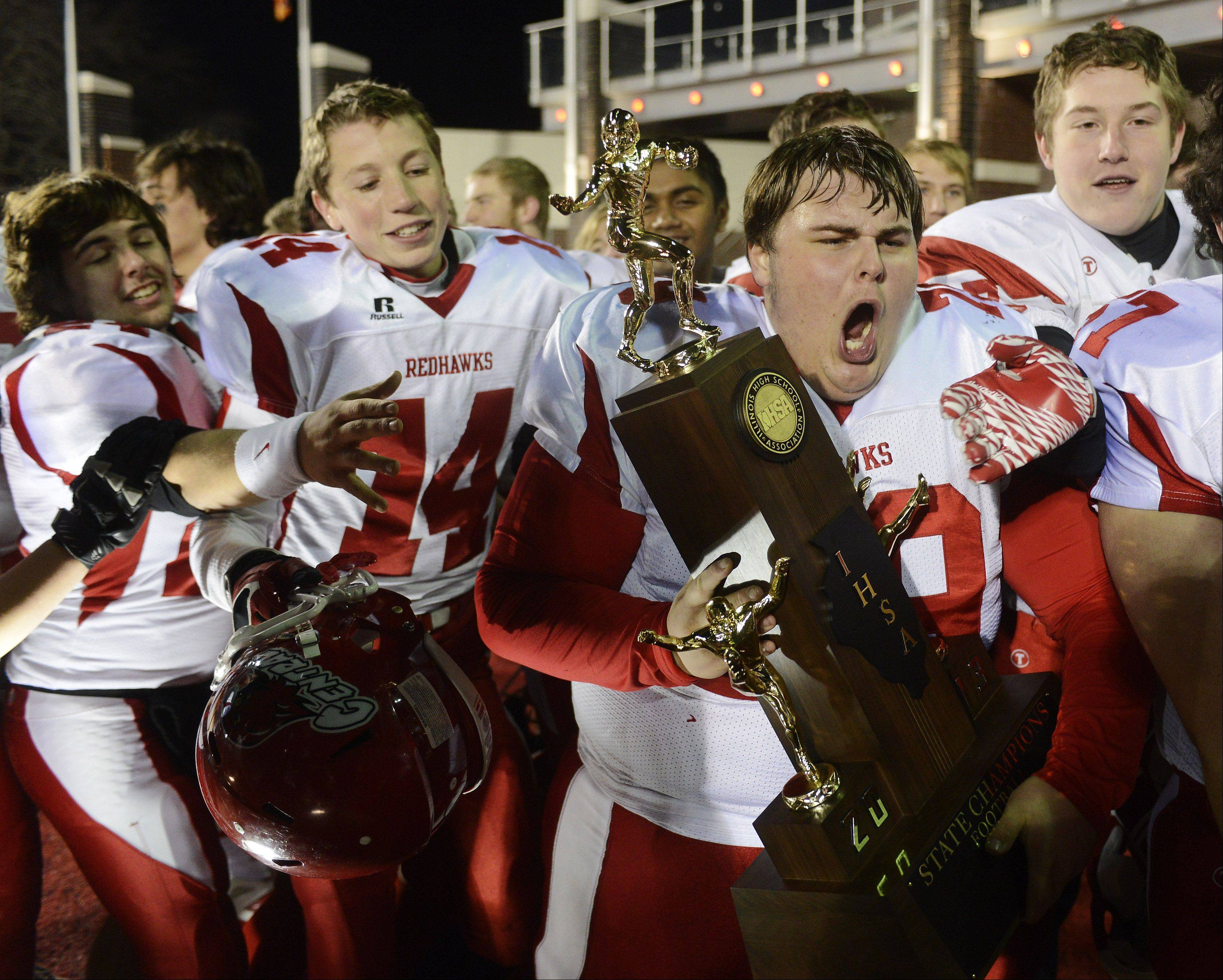 Images: Naperville Central vs. Loyola football