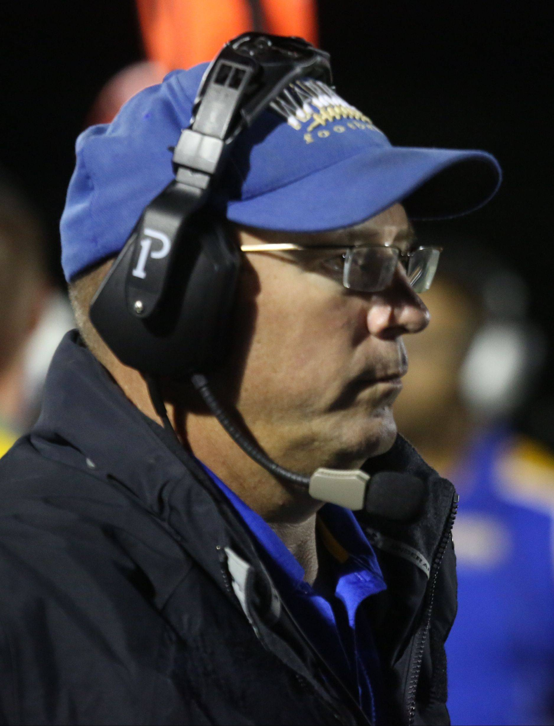 Warren football coach Dave Mohapp has stepped down after 17 seasons and 109 wins, the most in program history.
