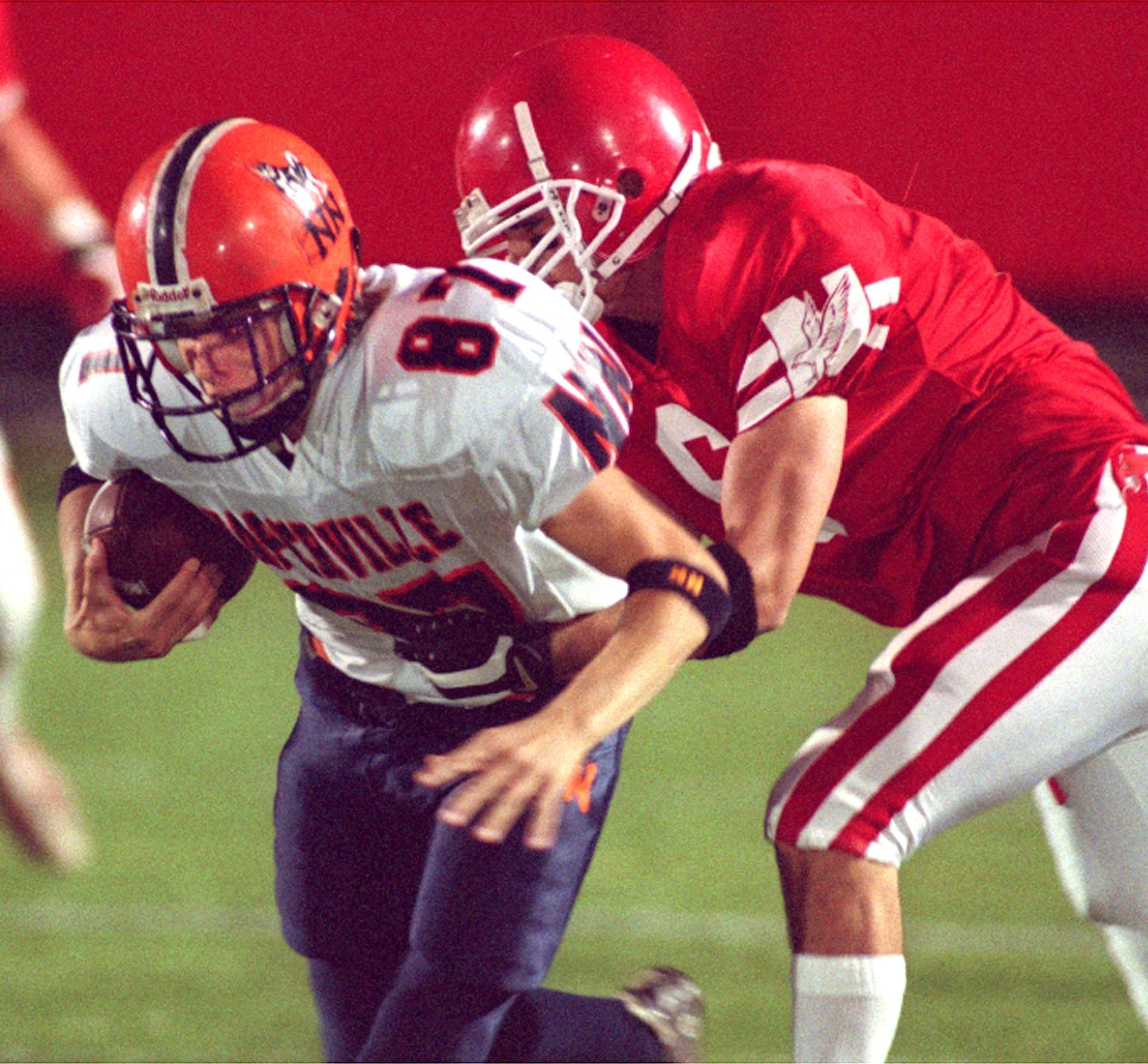 Naperville Unit District 203 is looking to formalize IHSA guidelines on handling concussions for athletes, and it's considering concussions' effect on their studies, too.