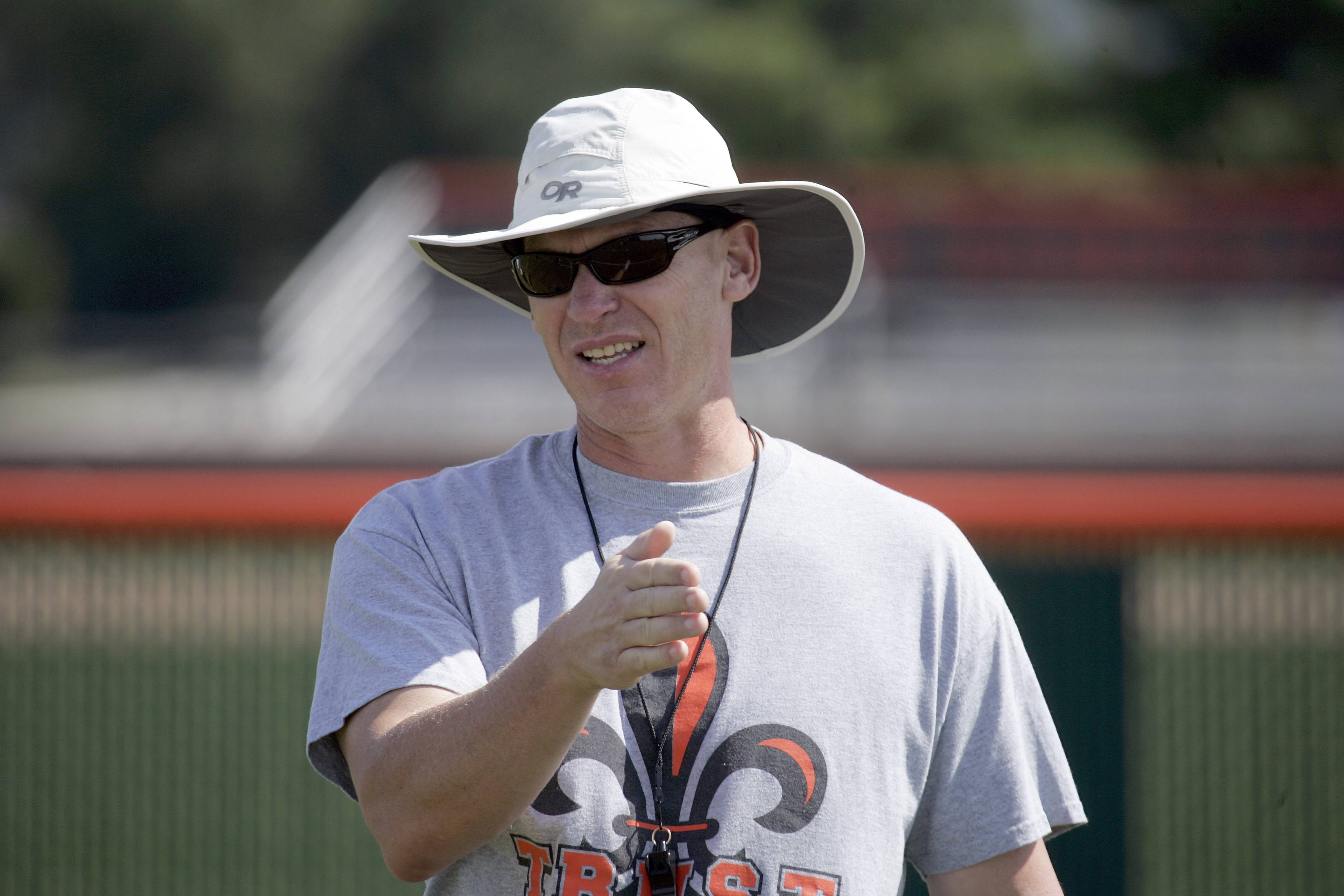 Mike Fields announced Monday he is stepping down as St. Charles East football coach after five years.