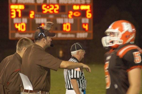 After nine seasons as Hersey's defensive coordinator, Joe Pardun is embracing the challenge of leading the program as head coach.