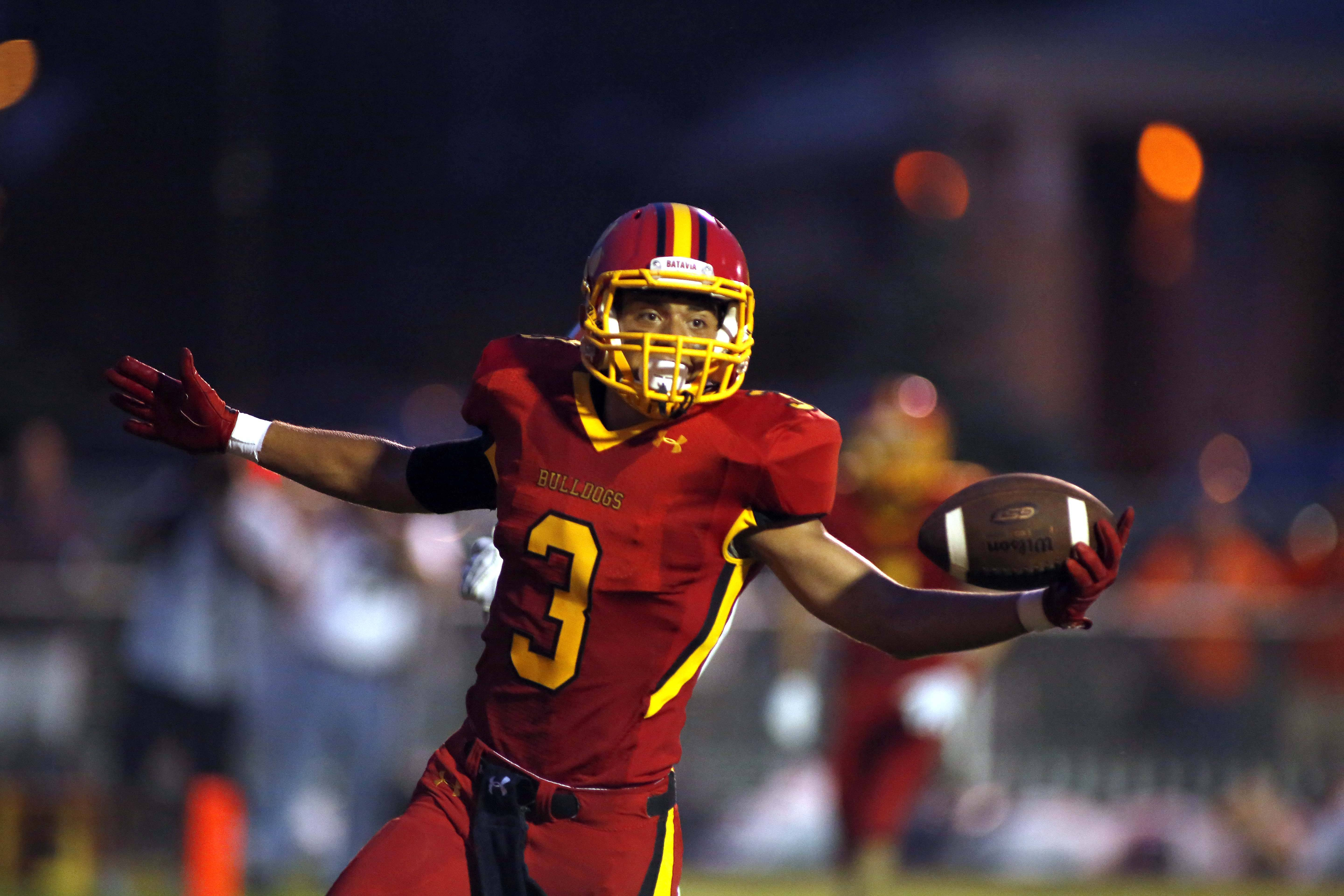 Images: Batavia vs. Oswego, football