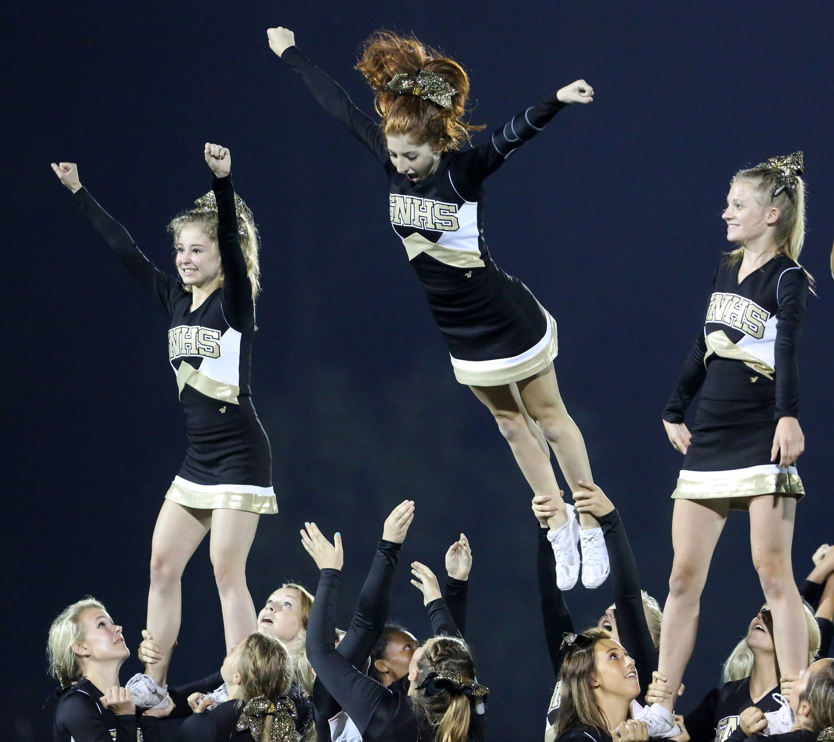 Week -1- Photos from the Lakes at Grayslake North football game on Friday, Aug. 29 in Grayslake.