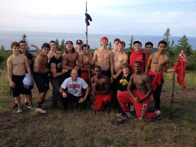 Mundelein's team-building trip to Michigan's Upper Peninsula was a big hit.