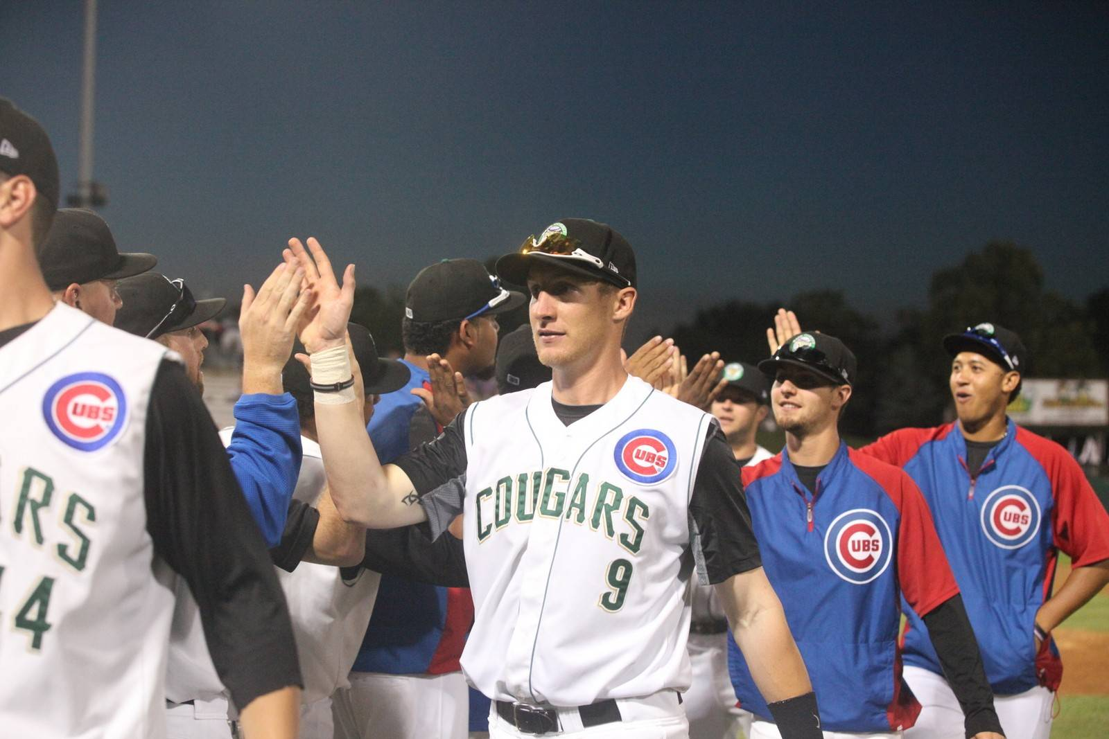Cubs leaving Kane County Cougars for South Bend