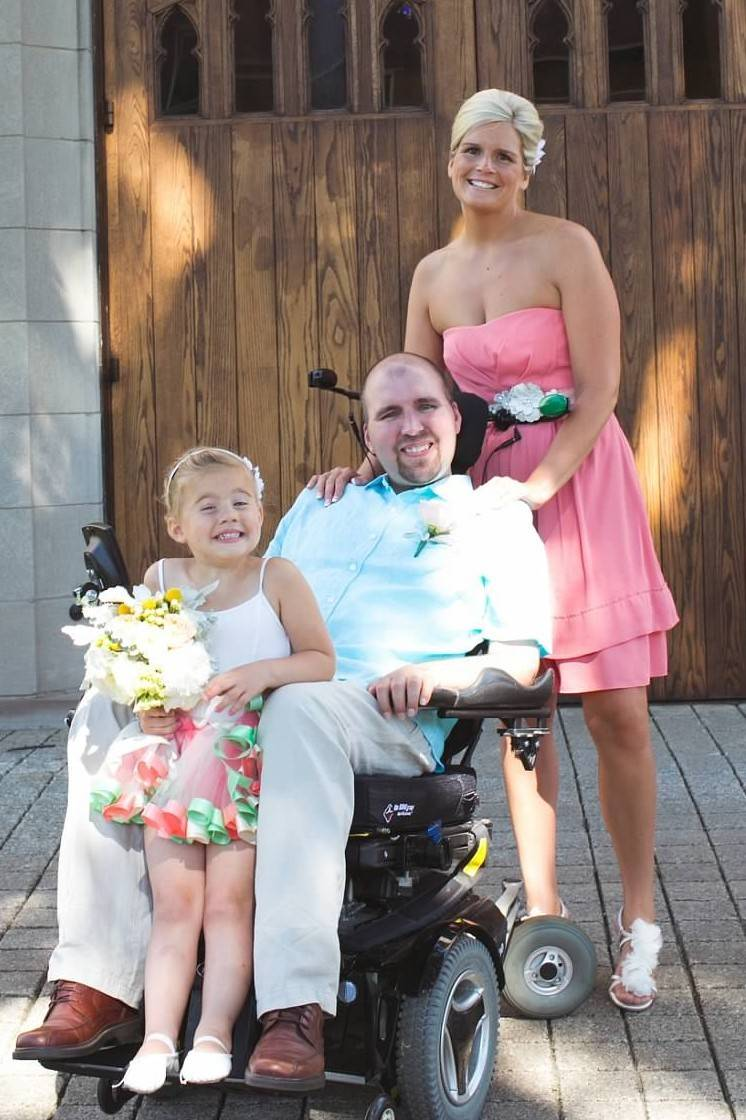 Wheaton man's family and friends carry on legacy after his death from ALS