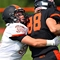 Shaffer, Libertyville finish up against Lake Forest Academy